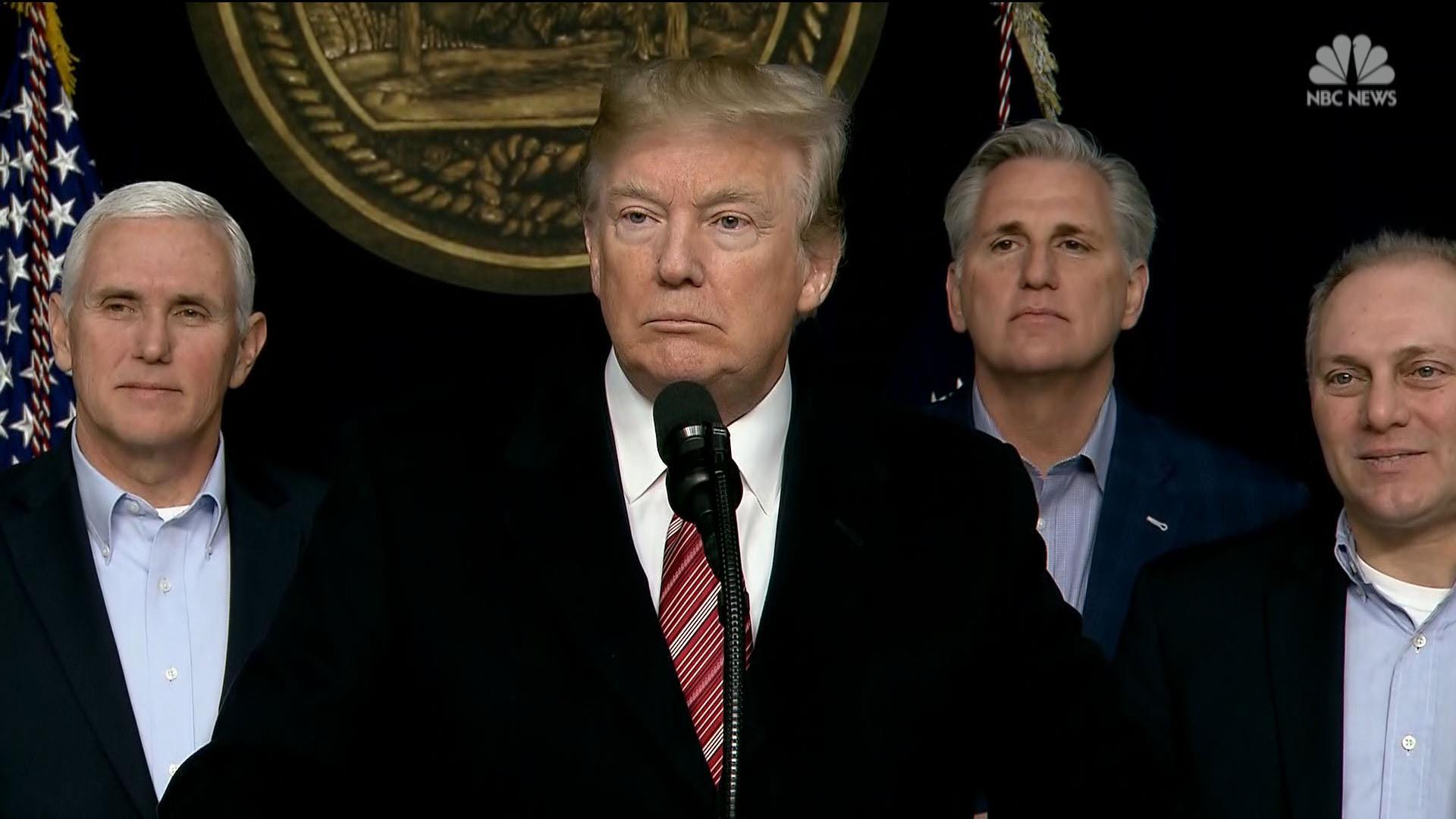 Trump says he's open to talking to North Korea's Kim Jong Un