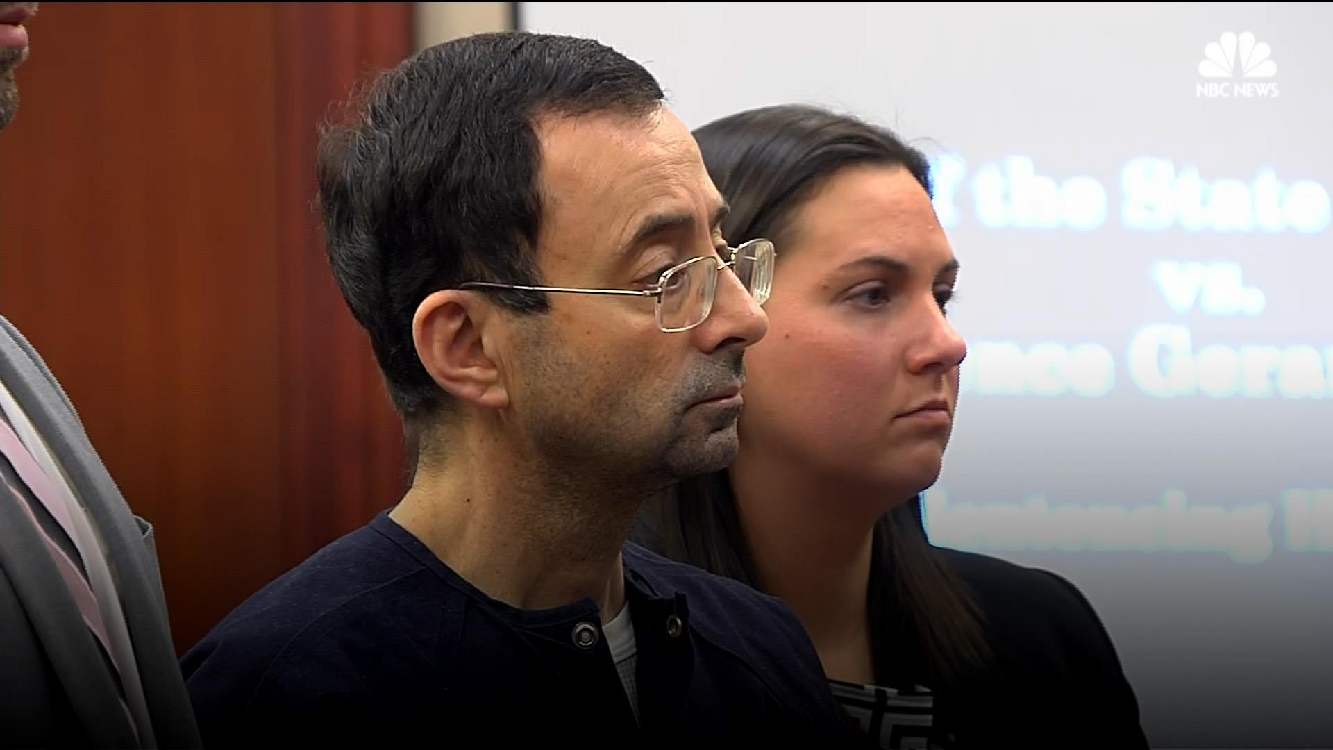 Larry Nassar sentenced to 175 years after 169 victim ...