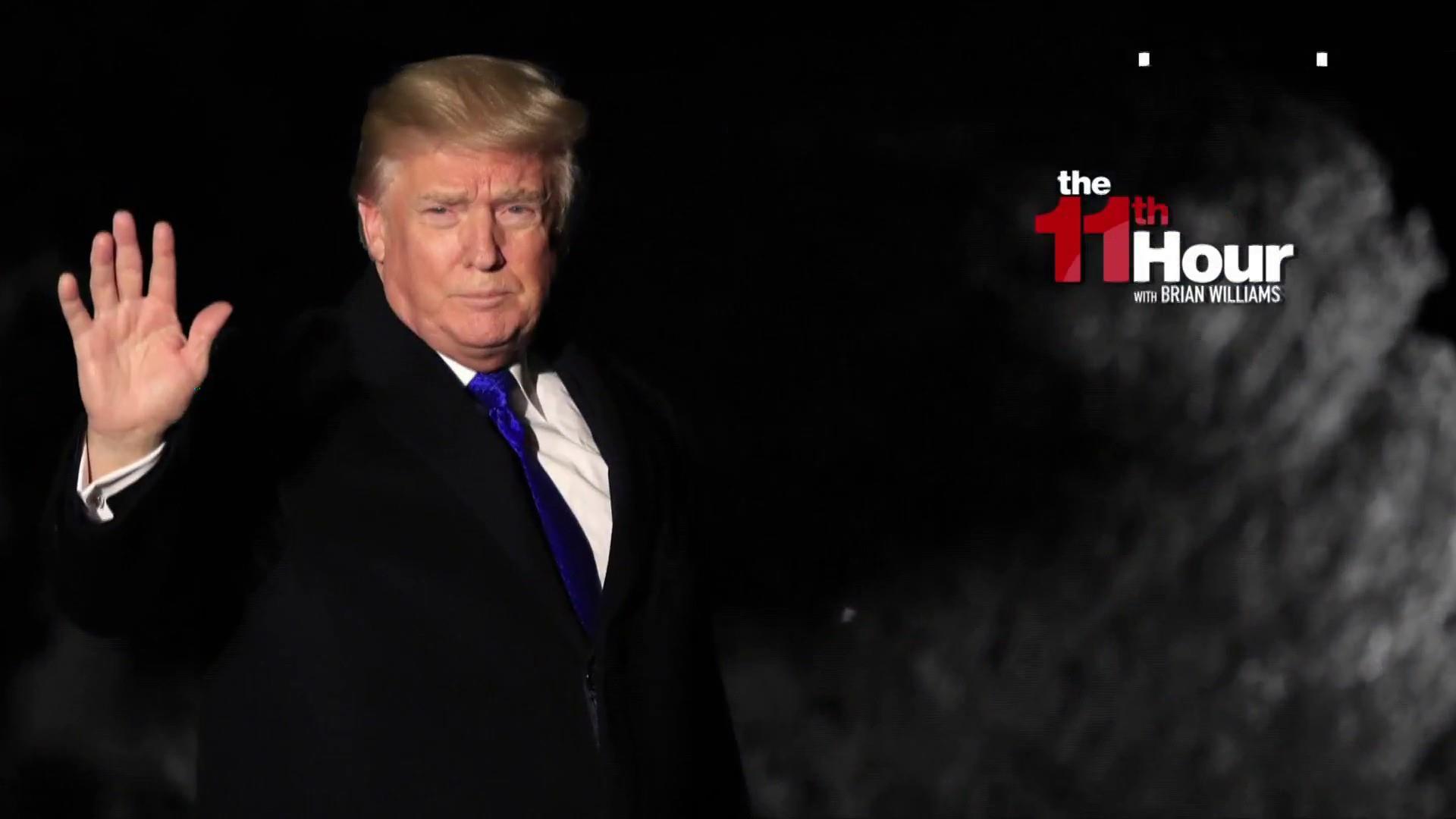 Big Russia news breaks (again) with Trump overseas