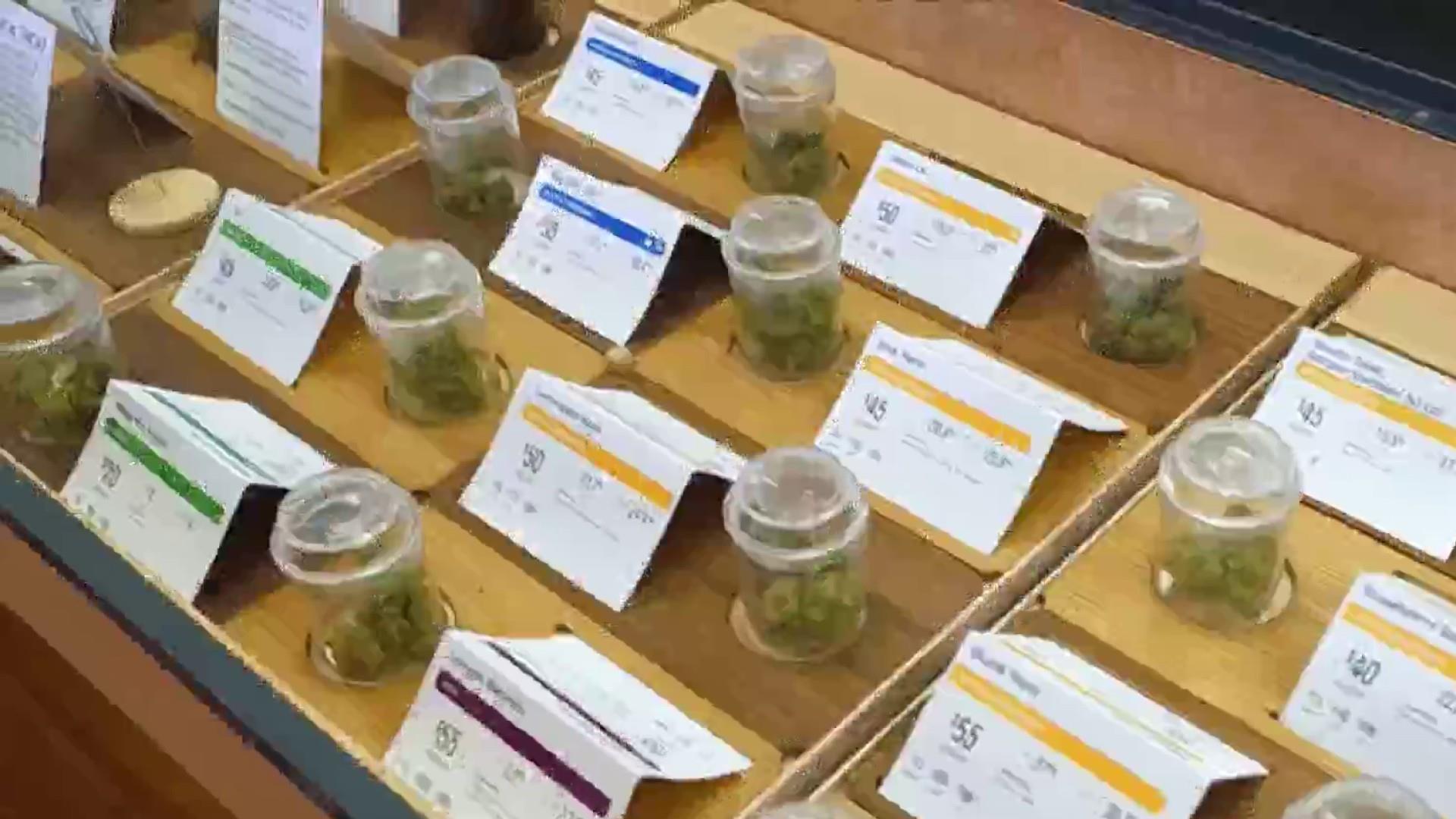 Pot Gold Rush: Behind California's legal marijuana industry
