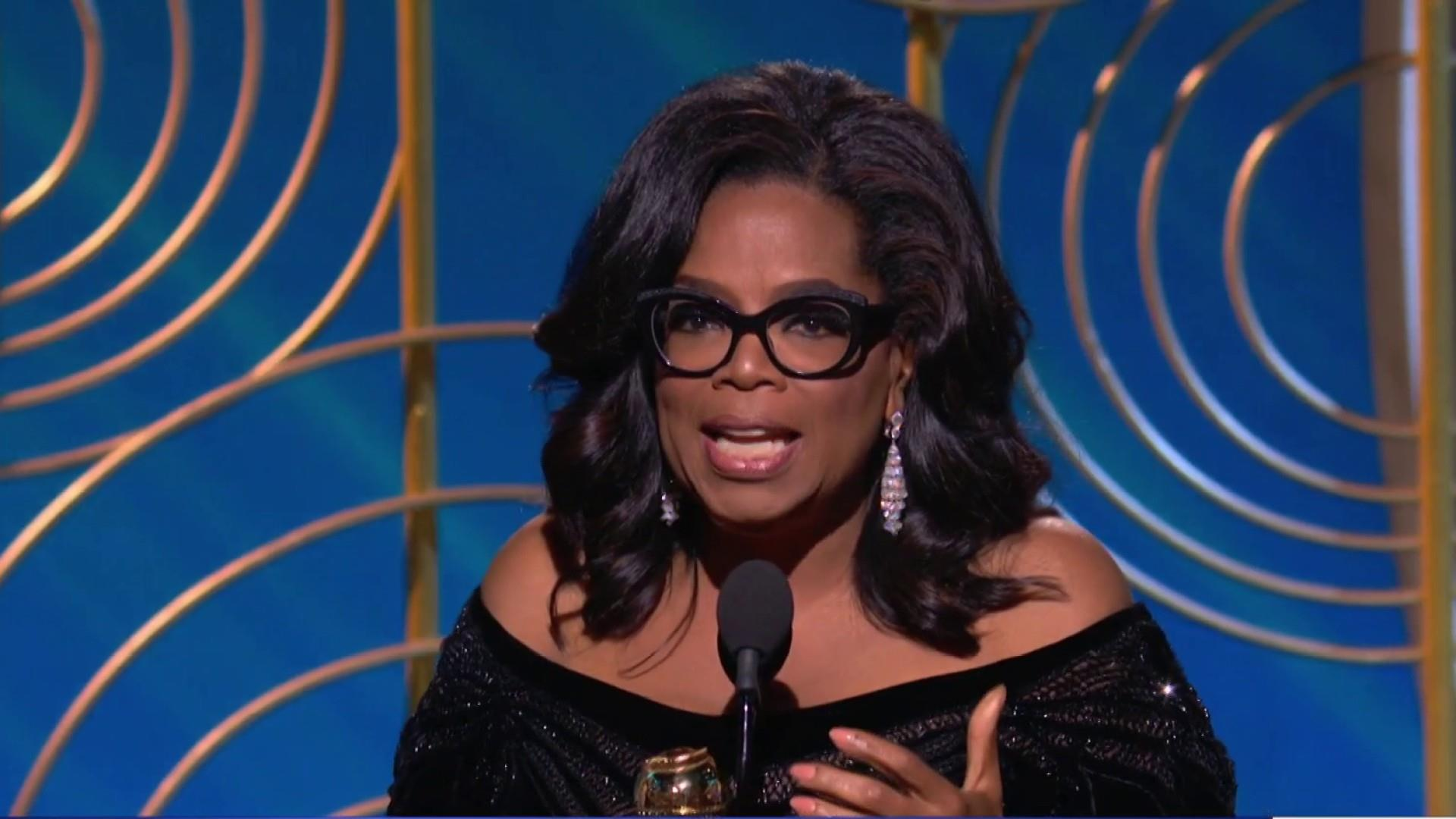 Oprah Winfrey for president? Democrats are considering it