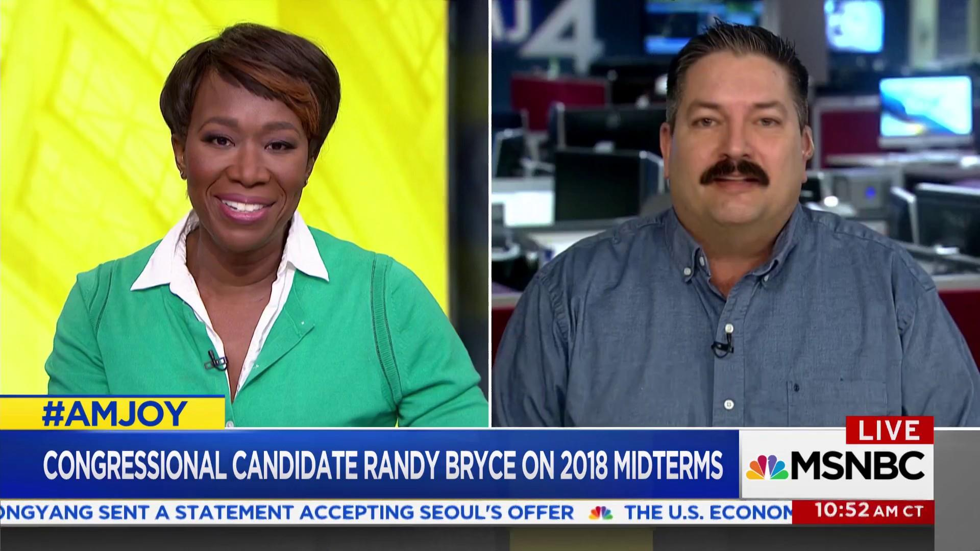 Meet the ironworker running to beat Paul Ryan in 2018