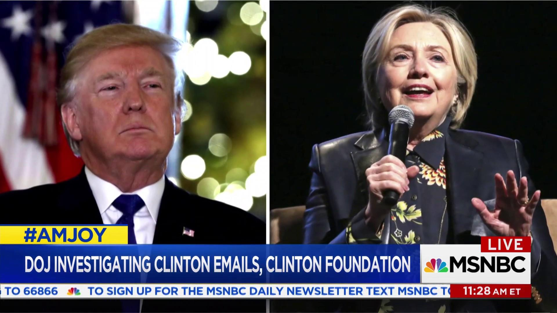 Is new Clinton Foundation probe a threat to our democracy?