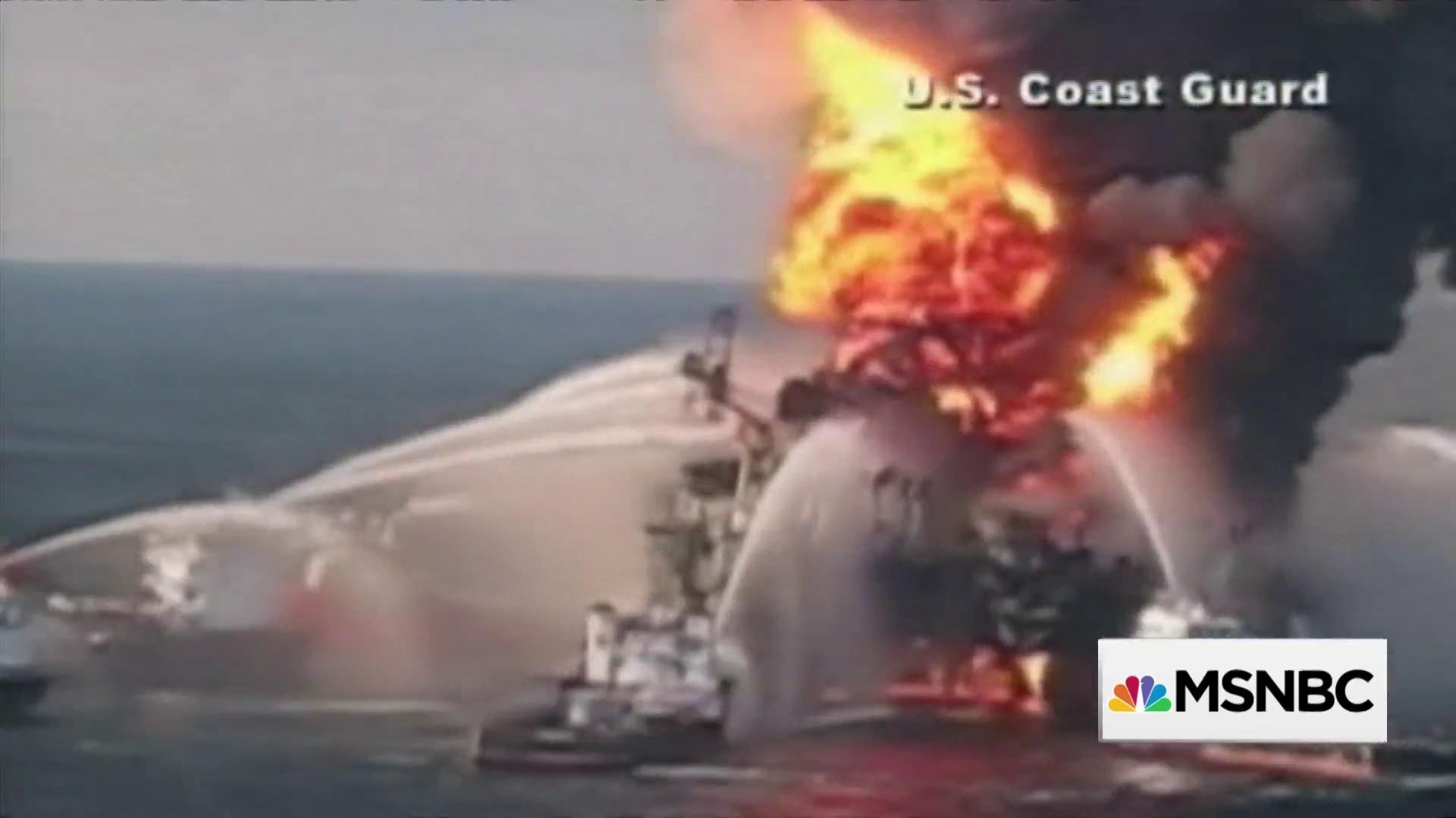 GOP gifts to big oil ignore past disasters