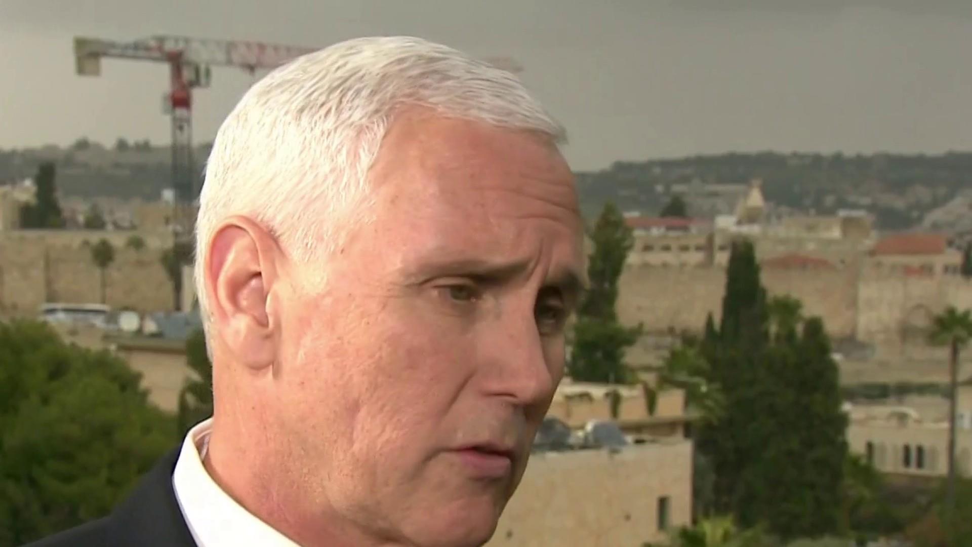 Pence: Gov't shutdown was 'unnecessary'