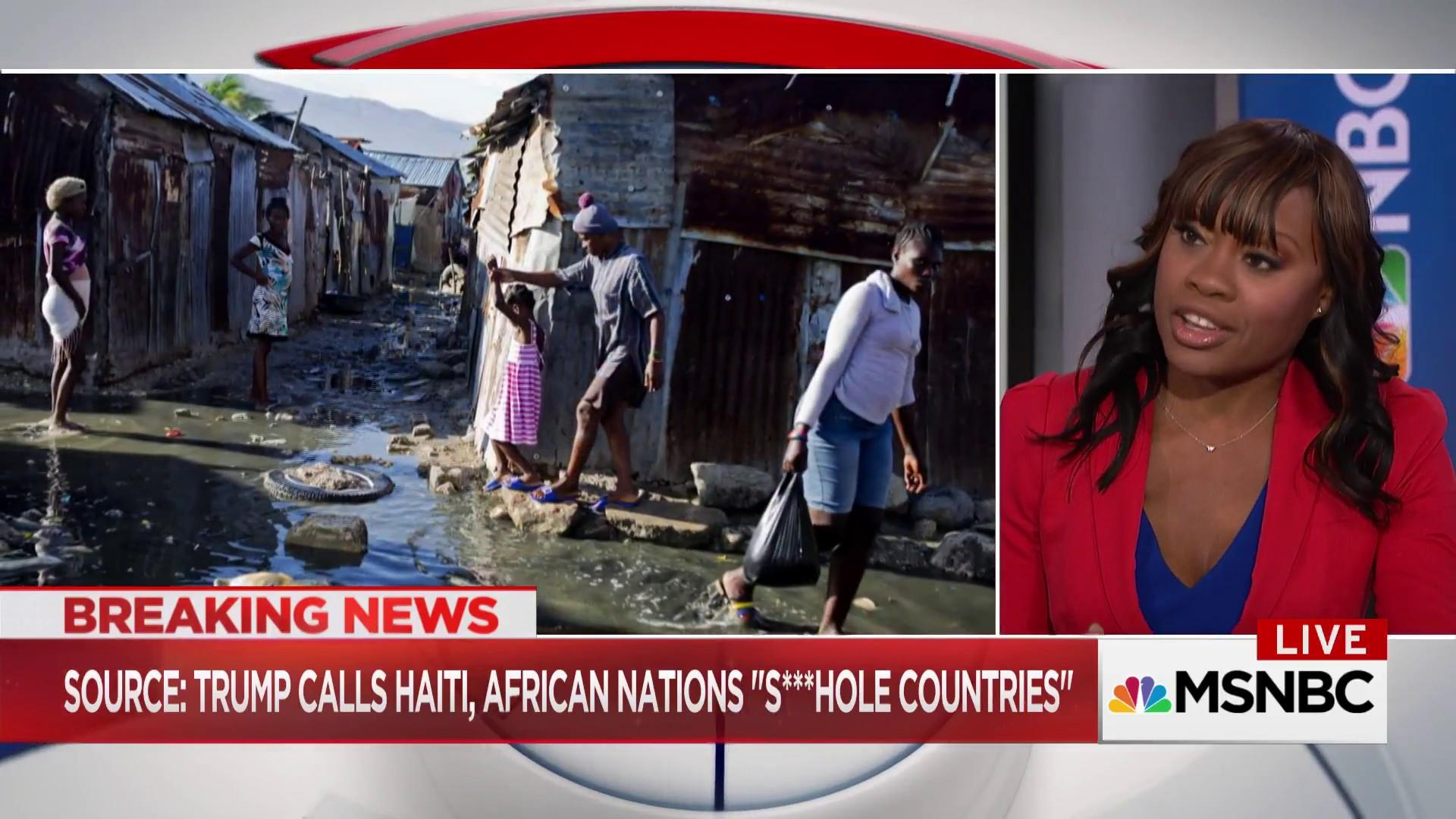 Charles: Here's what you should know about Haiti