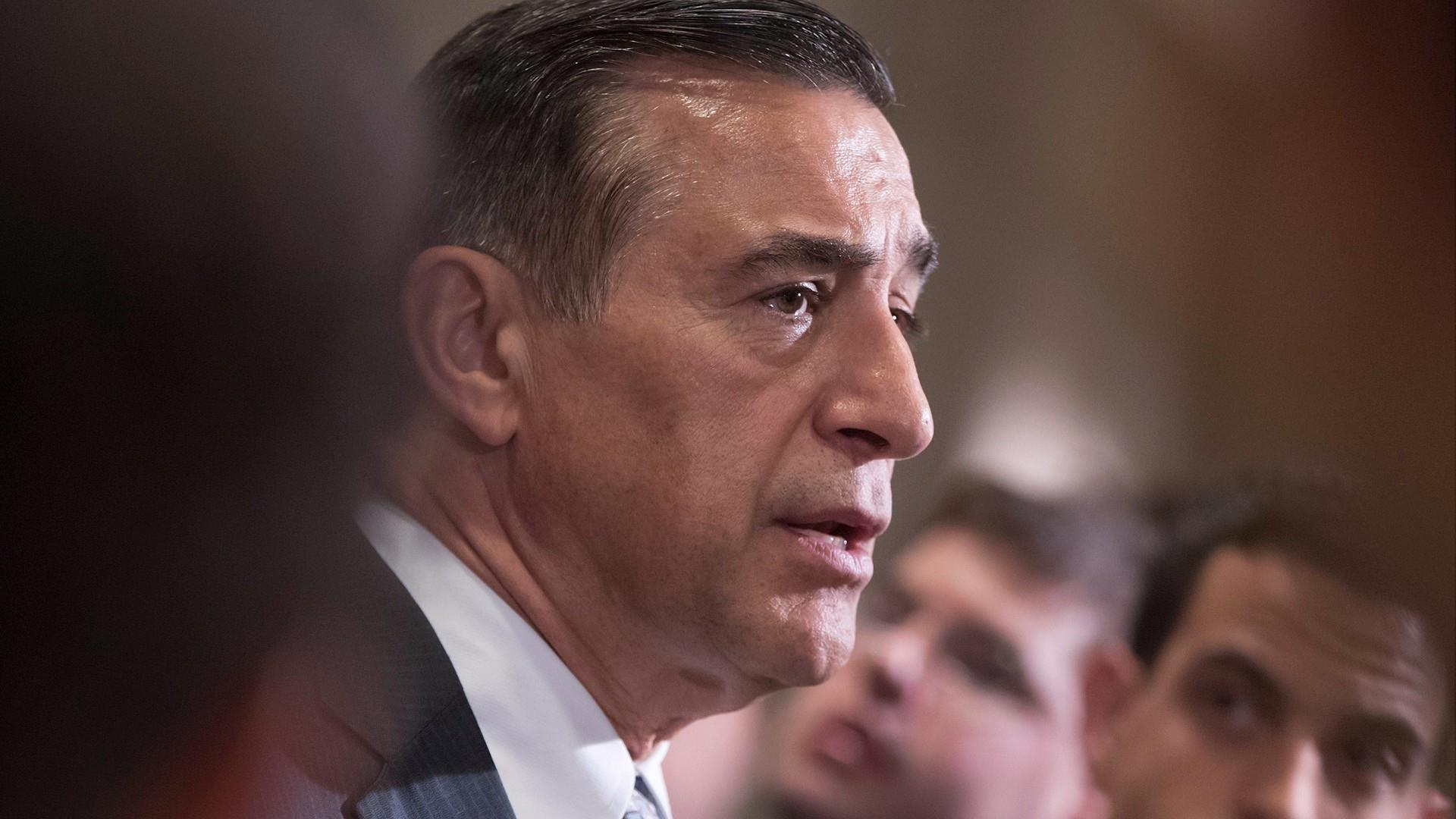 GOP Rep. Darrell Issa will not seek re-election in 2018
