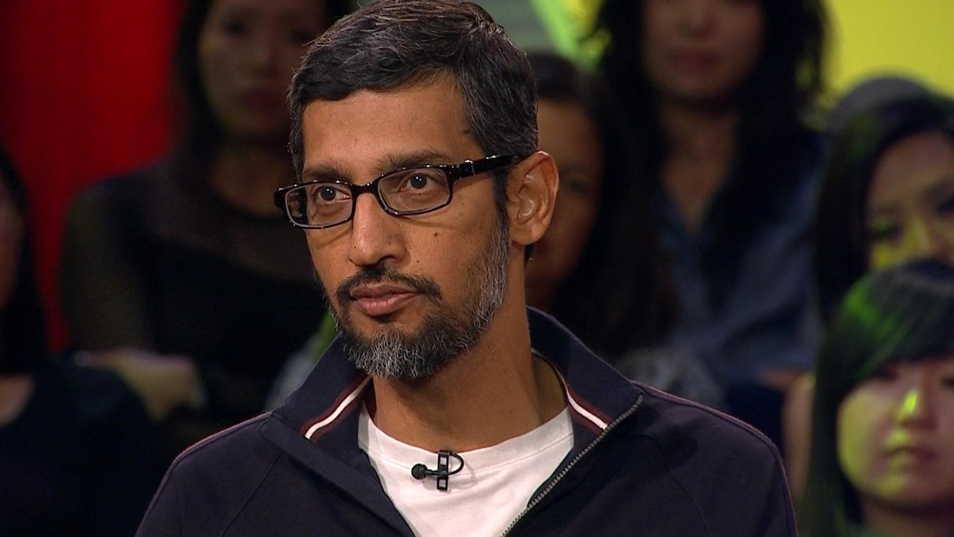 Google CEO Sundar Pichai on A.I. being more important technology than electricity