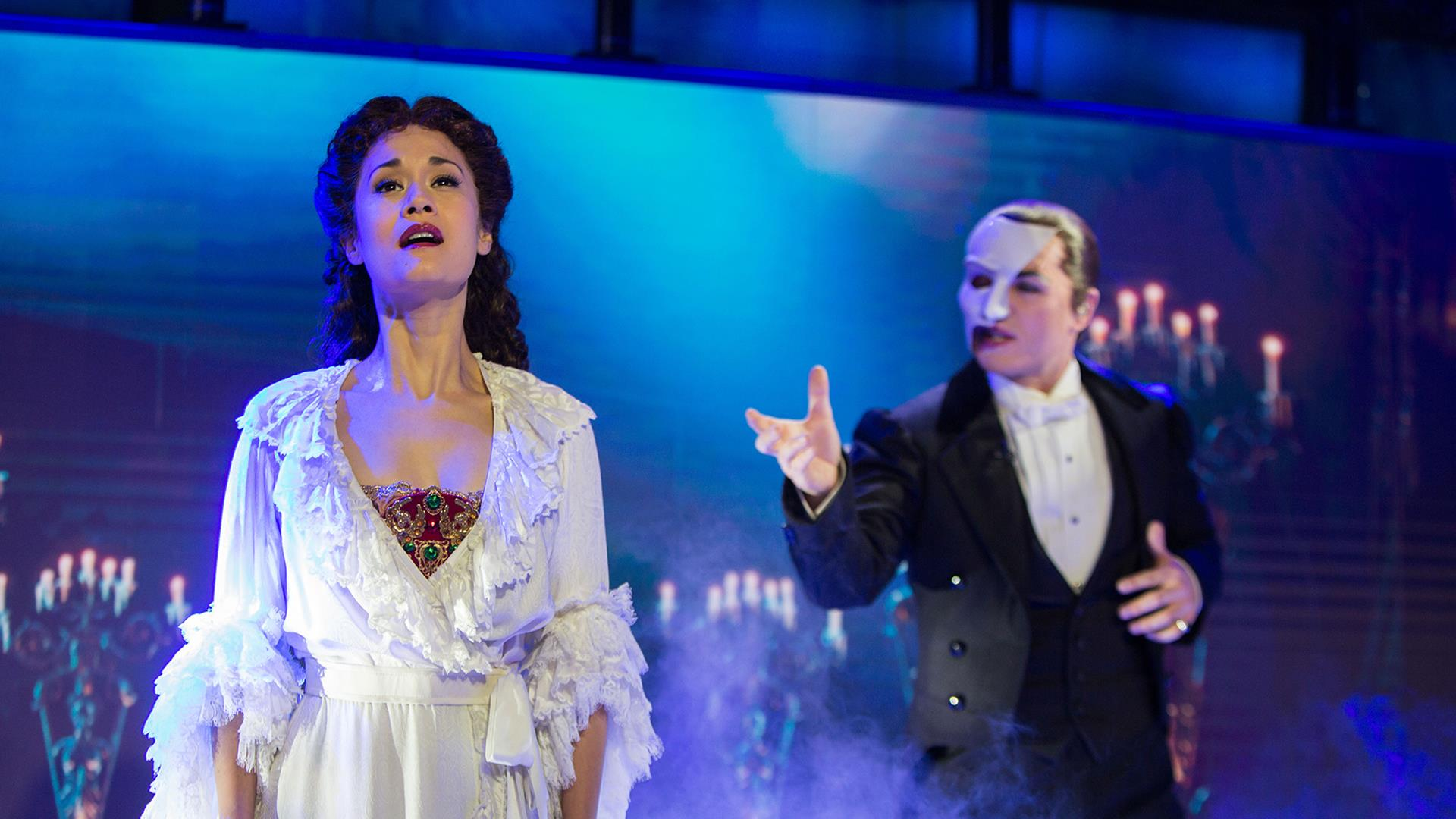 Watch Phantom Of The Opera Stars Perform Live On Today