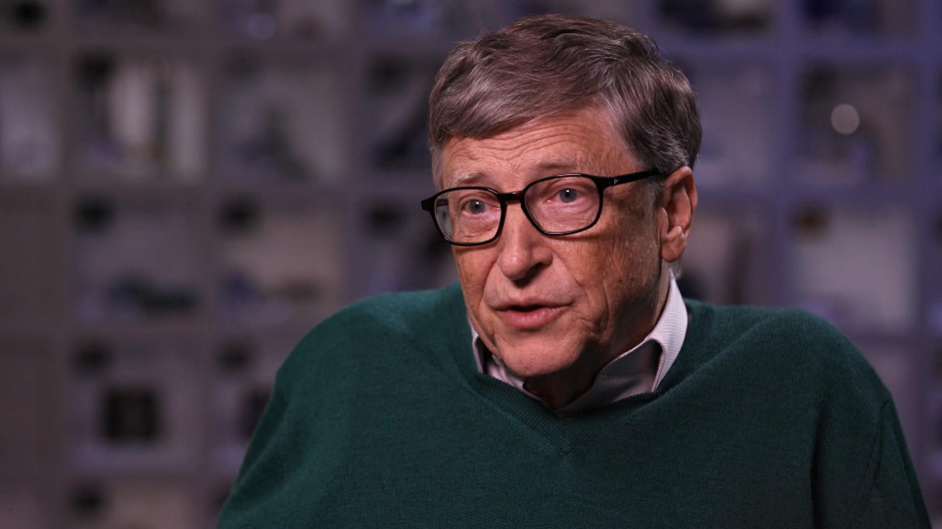 bill gates speaks out about his $100 million mission to cure