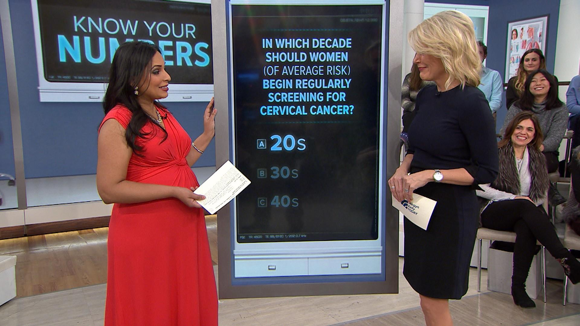 Why women may need cervical cancer screening even after age 65