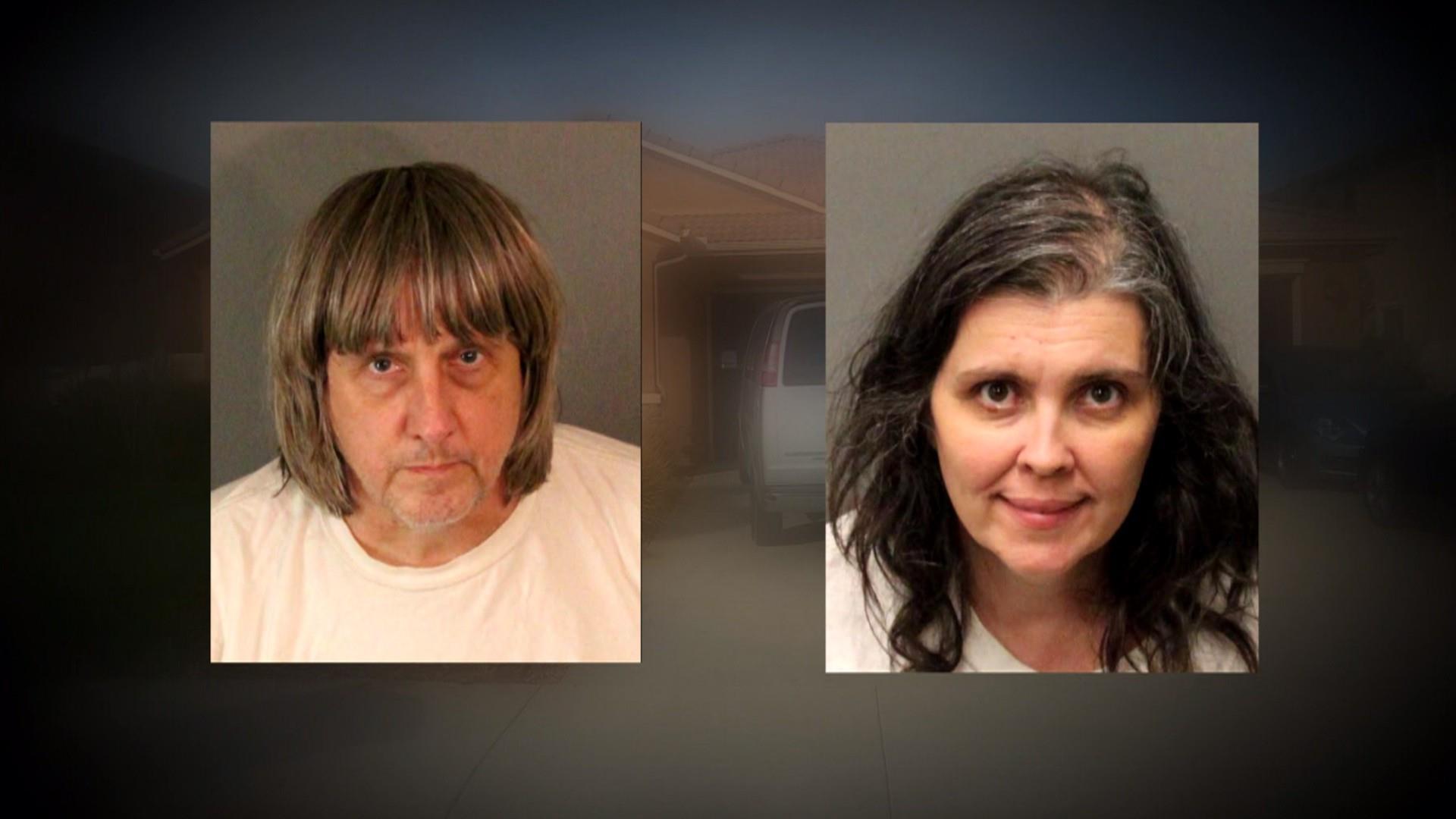 13 siblings found held captive in California