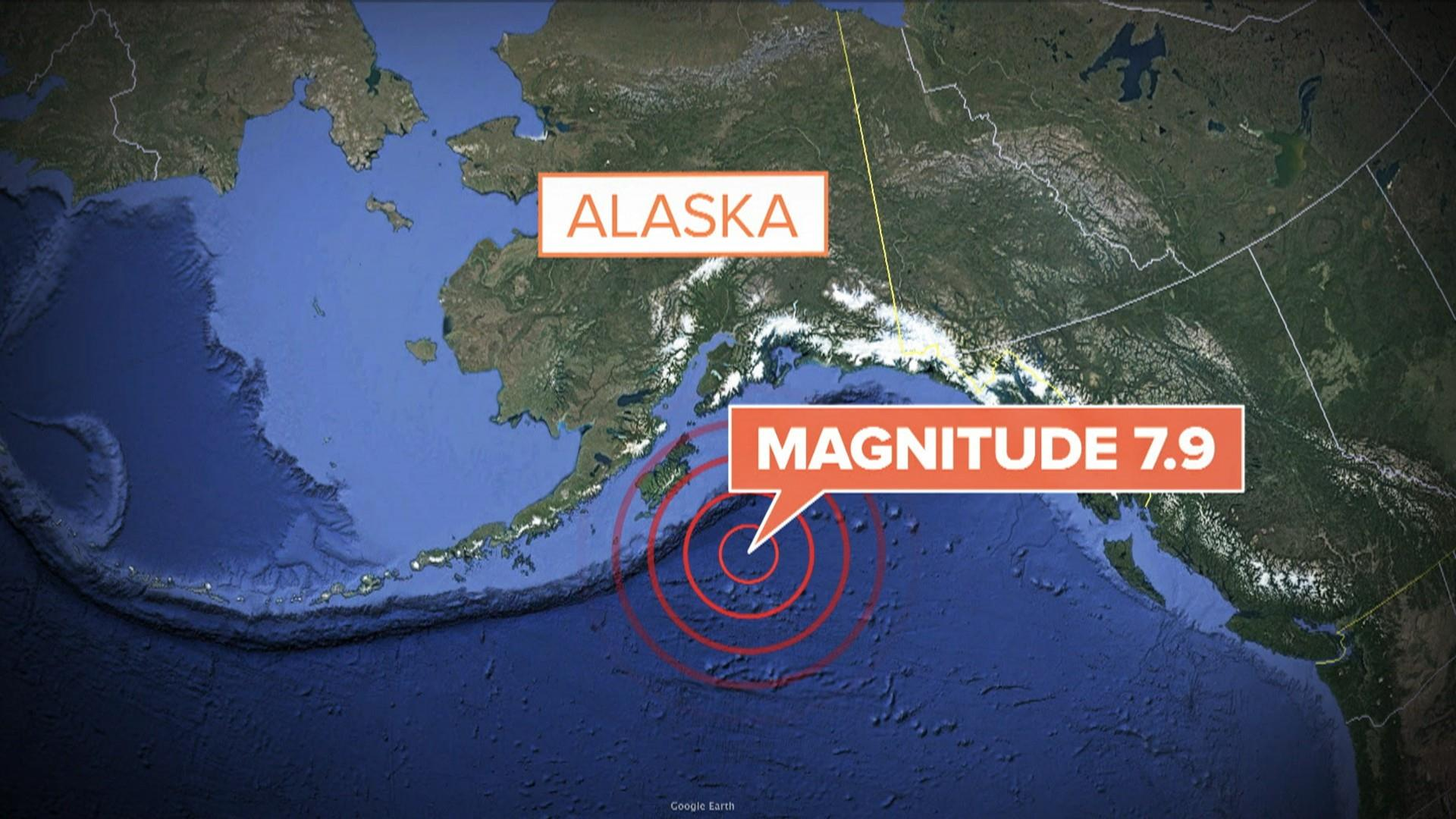Tsunami warnings watches issued after gulf of alaska earthquake earthquake near alaska triggers tsunami warning for west coast gumiabroncs Image collections