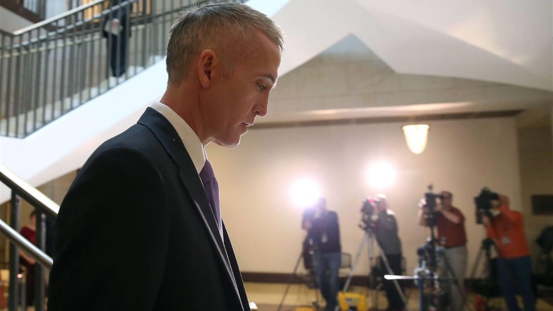 Gowdy is 34th Republican lawmaker not seeking re-election