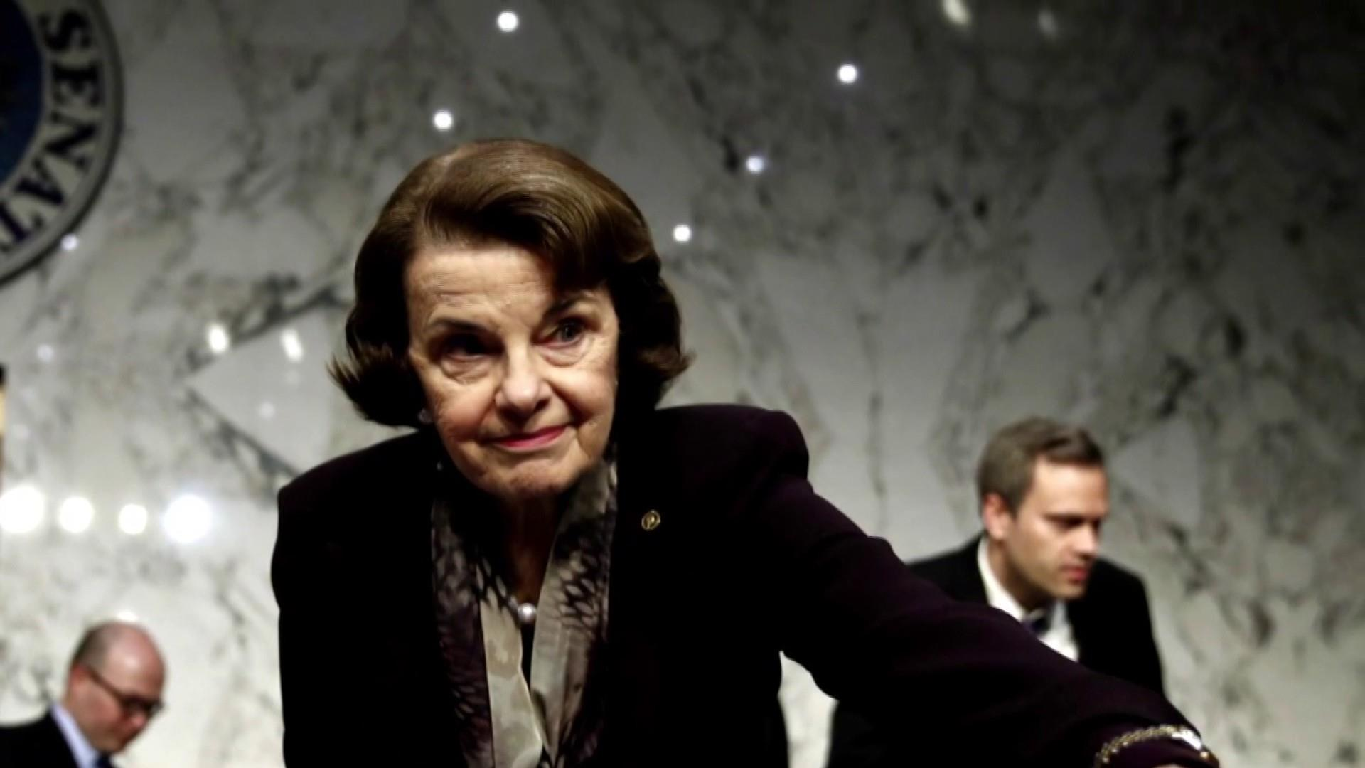 Senate veteran Dianne Feinstein faces Democratic challenger