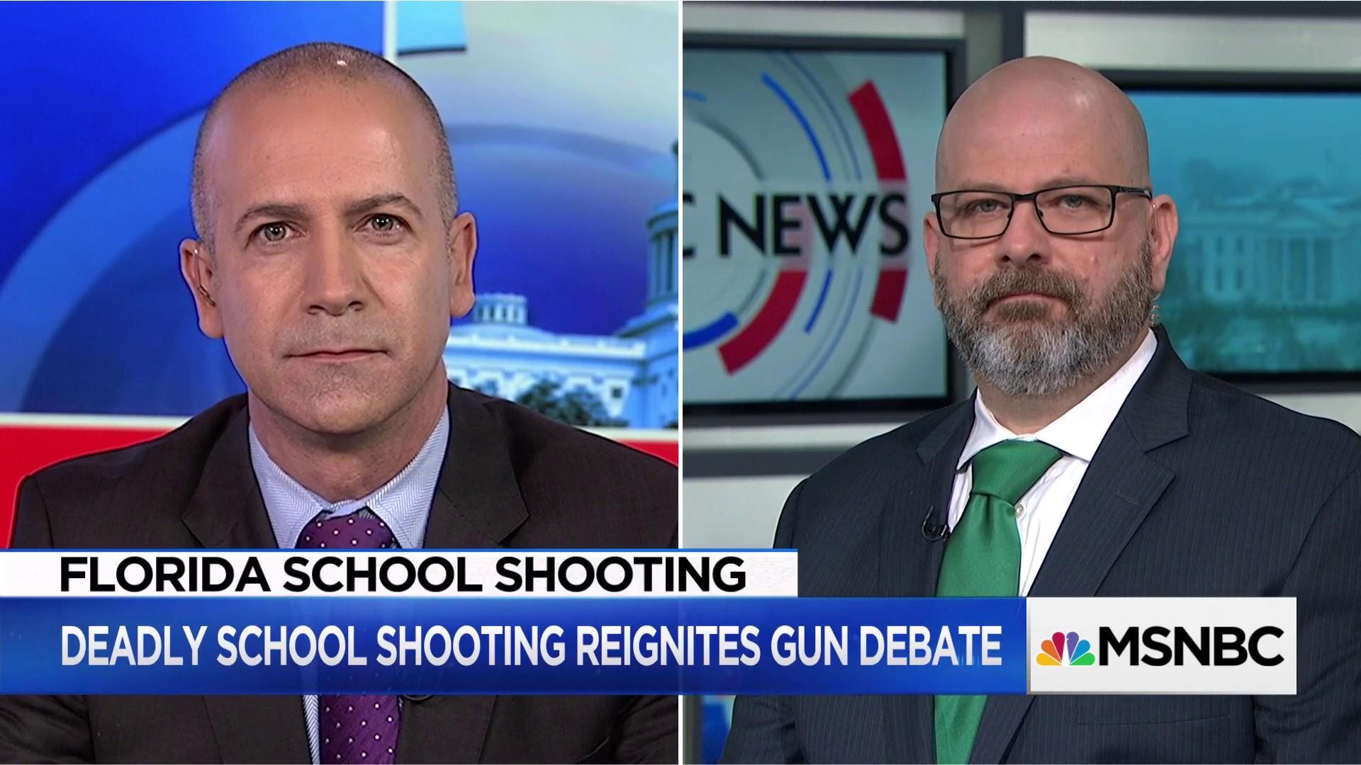 Gun Control Vs. Mental Health