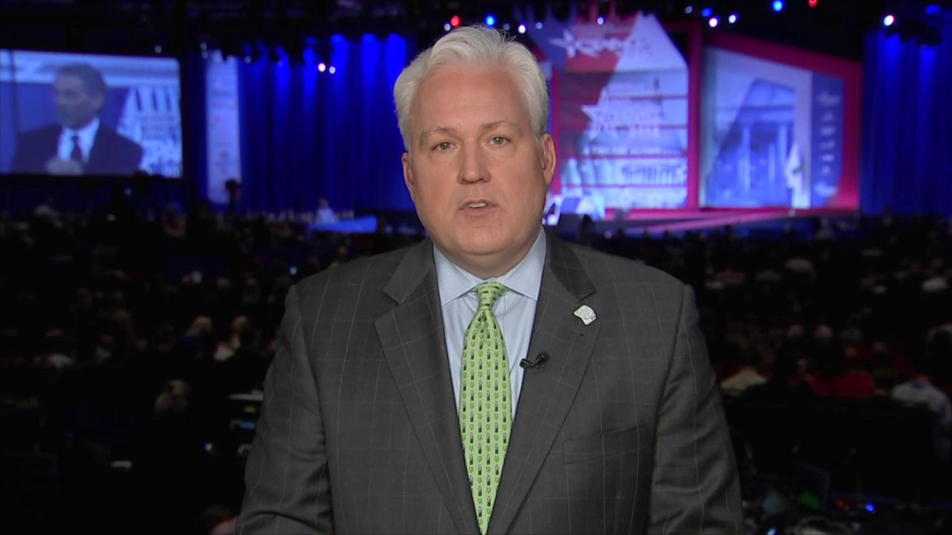 Matt Schlapp addresses gun reform, NRA ahead of CPAC