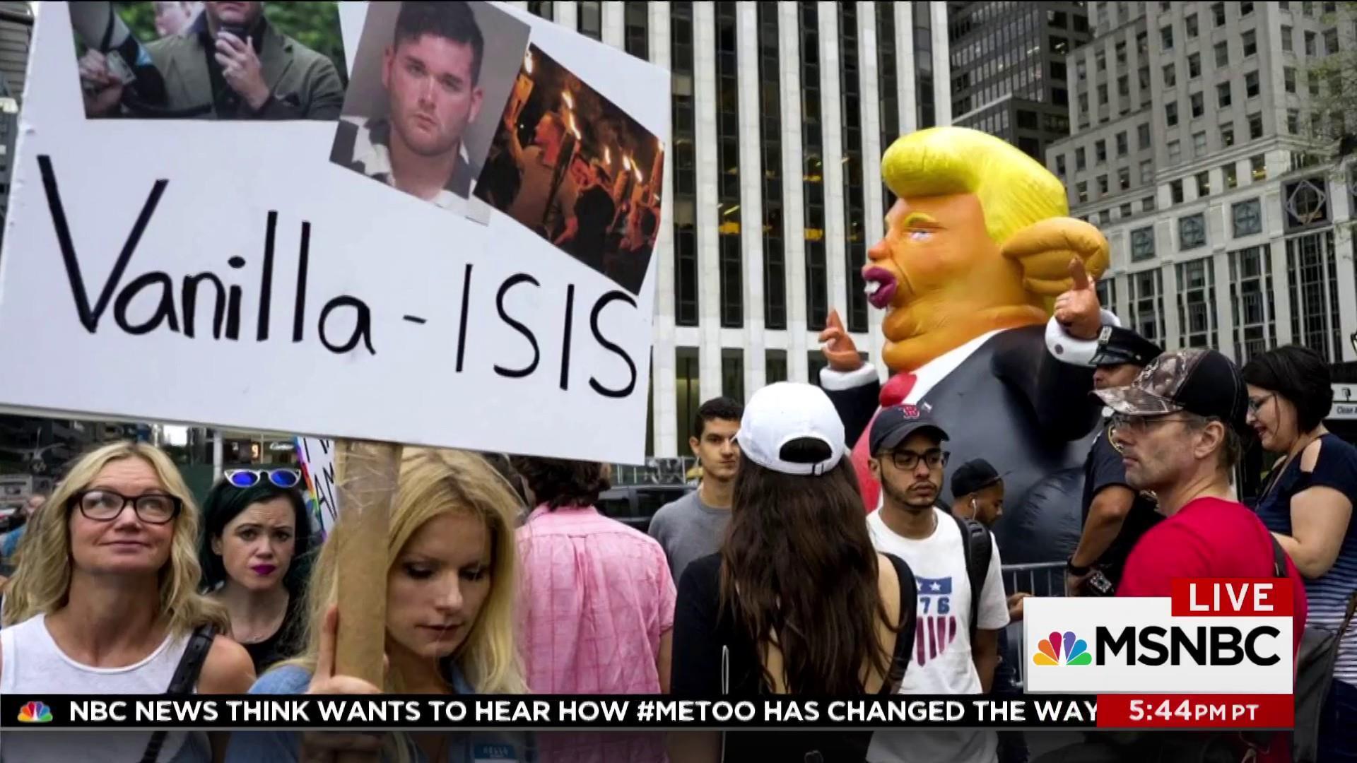 Trump gets mocked for his parade idea
