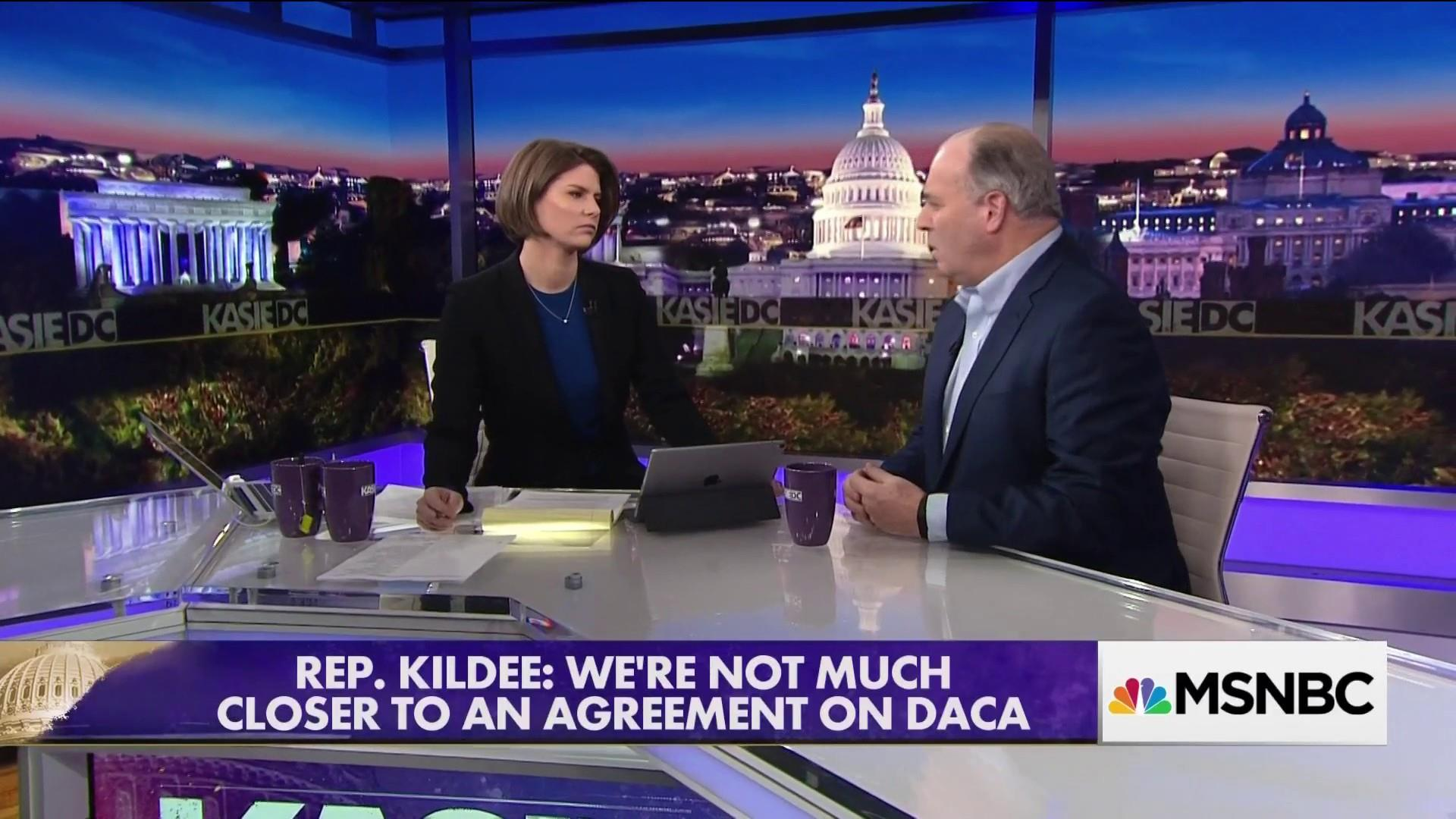 Rep. Kildee: Congress not closer to agreement for Dreamers