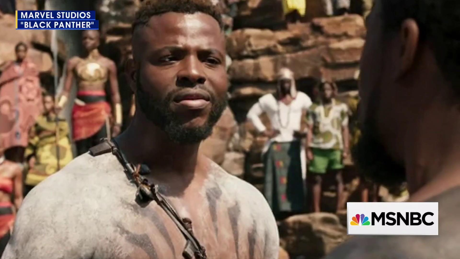 Meet 'Black Panther' breakout star Winston Duke