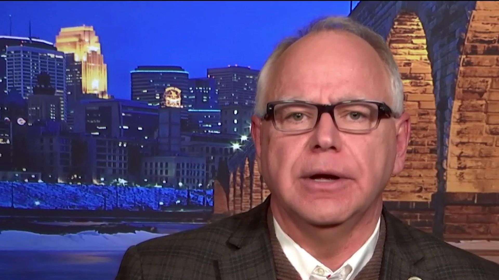 Veteran congressman: Military parade 'stupidest thing I've ever heard'