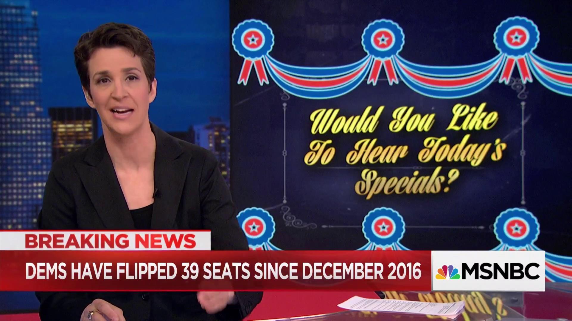 Democrats flip seats in N.H., Connecticut special elections