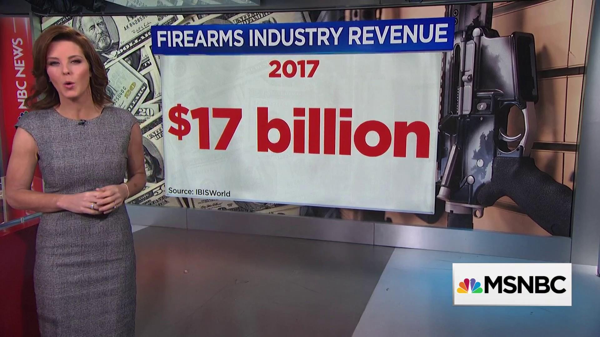 Here's who manufactures AR-15s and how much money they bring in