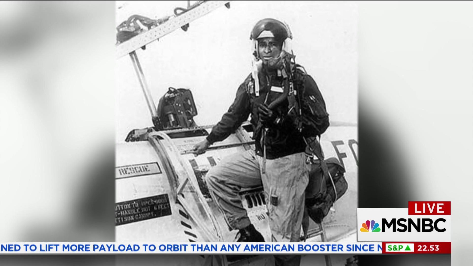 Monumental American: Astronaut Robert Henry Lawrence Junior