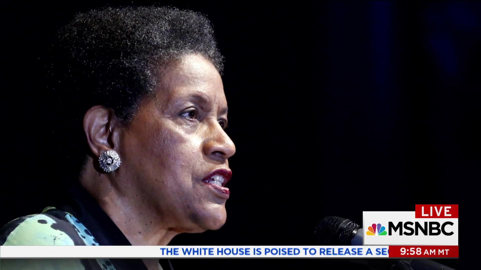 Monumental American: Myrlie Evers-Williams