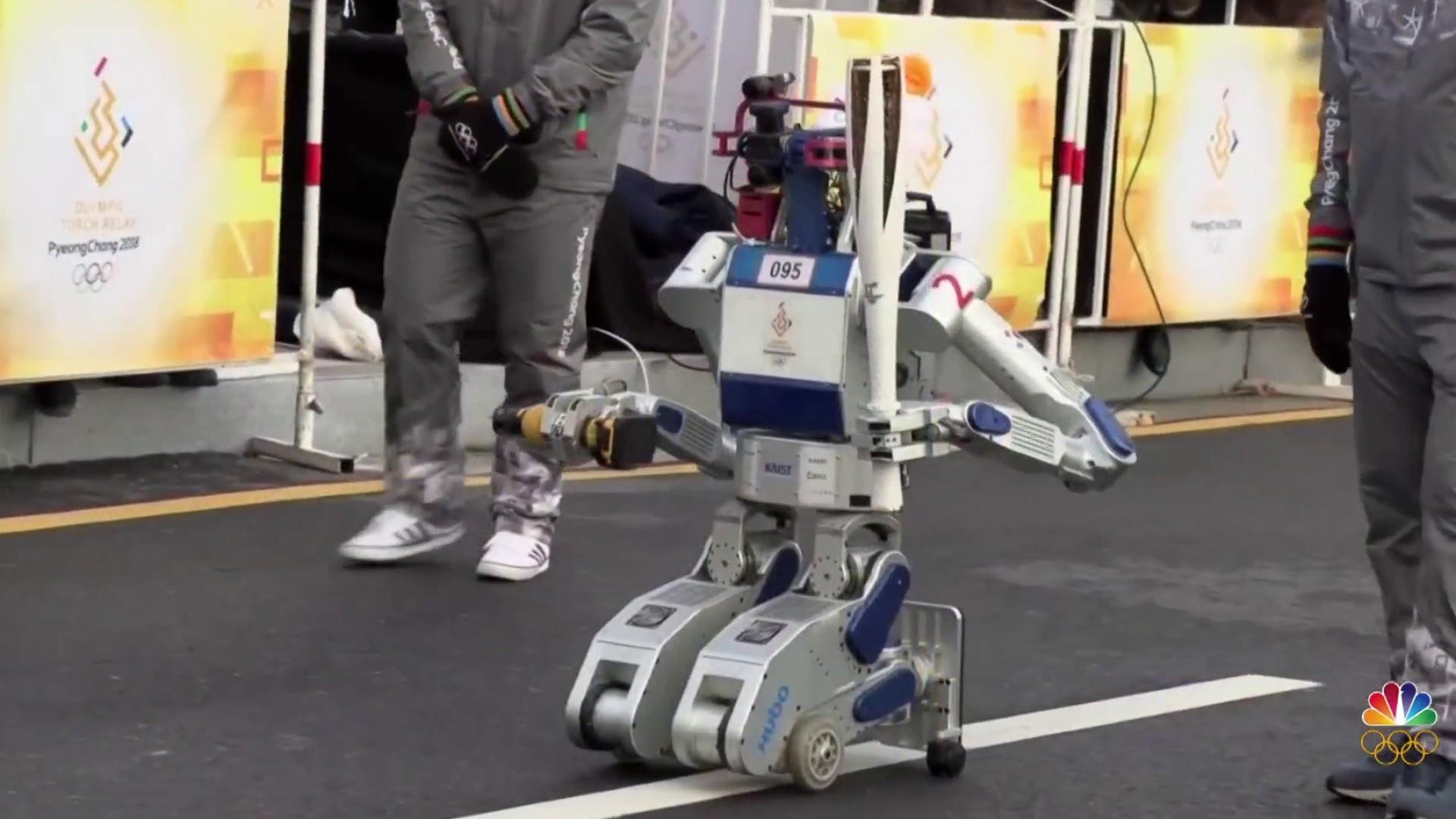 Tv Plasma Kast.South Korea Showcases Innovative Technology During Olympic Games