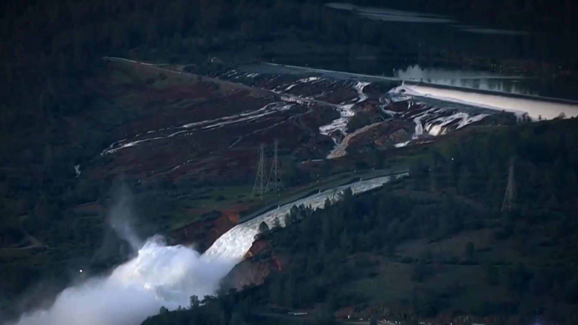 One year later, Oroville dam crisis still on residents' minds