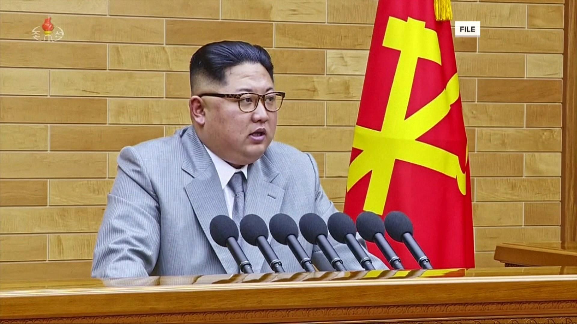 North Korea condemns new sanctions but opens door to talks with U.S.