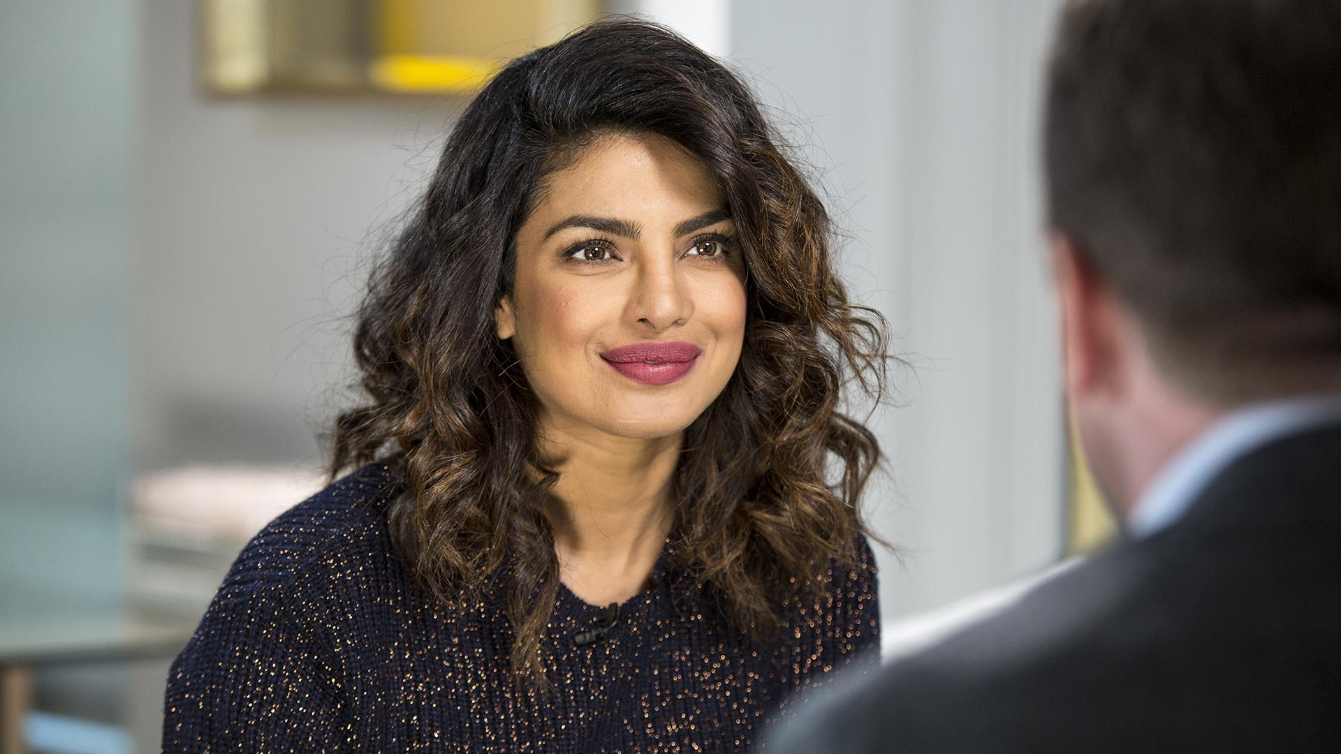 Watch Priyanka Chopra lost a role for being too ethnic' and she's not standing for it video