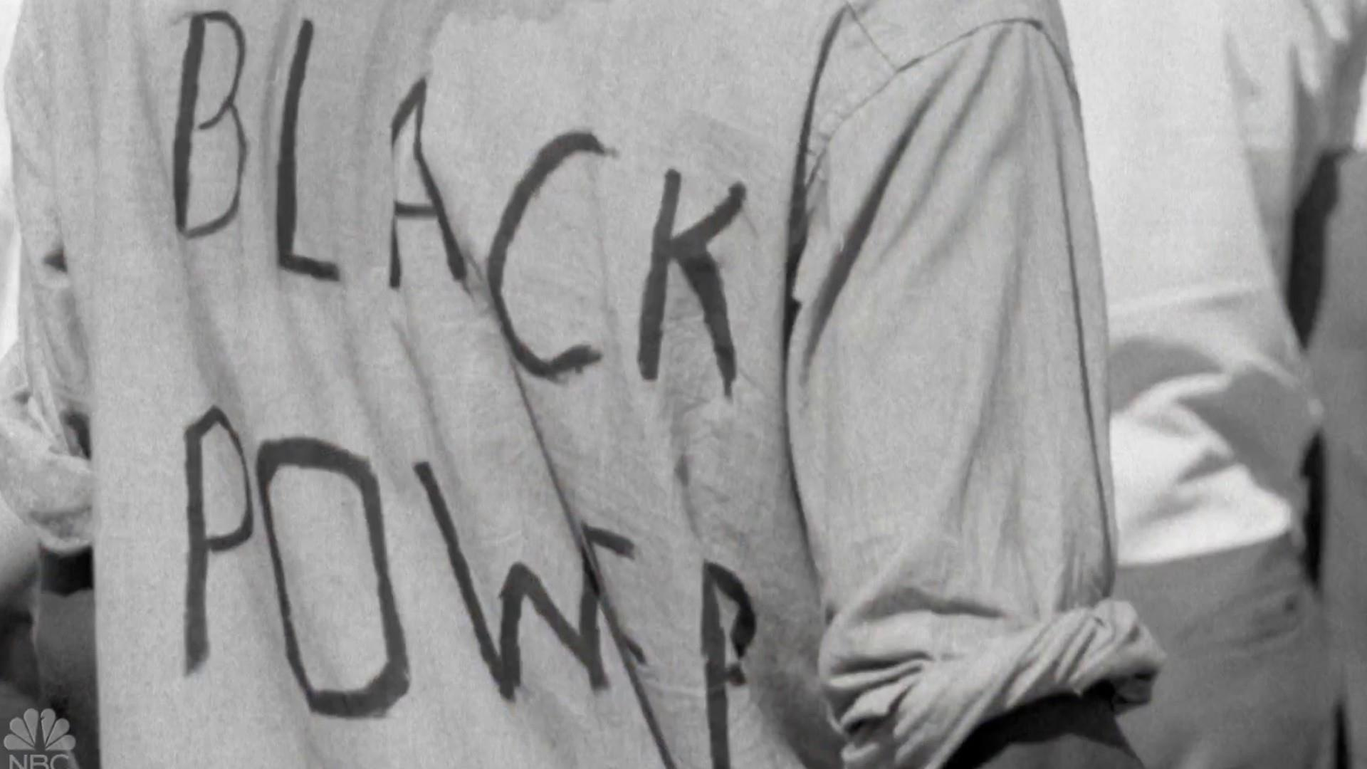 Black Lives Matter And Power