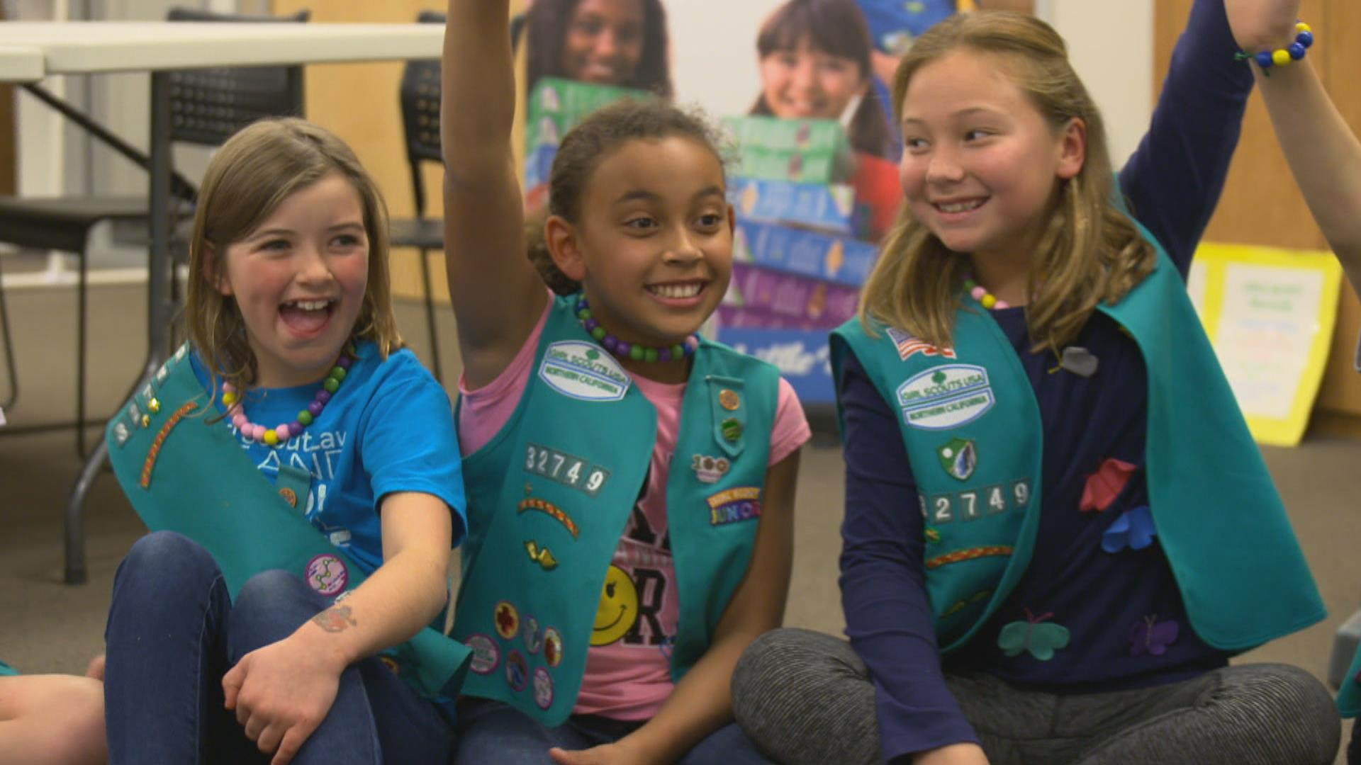 girl scouts fight cybercrime with new cybersecurity badge