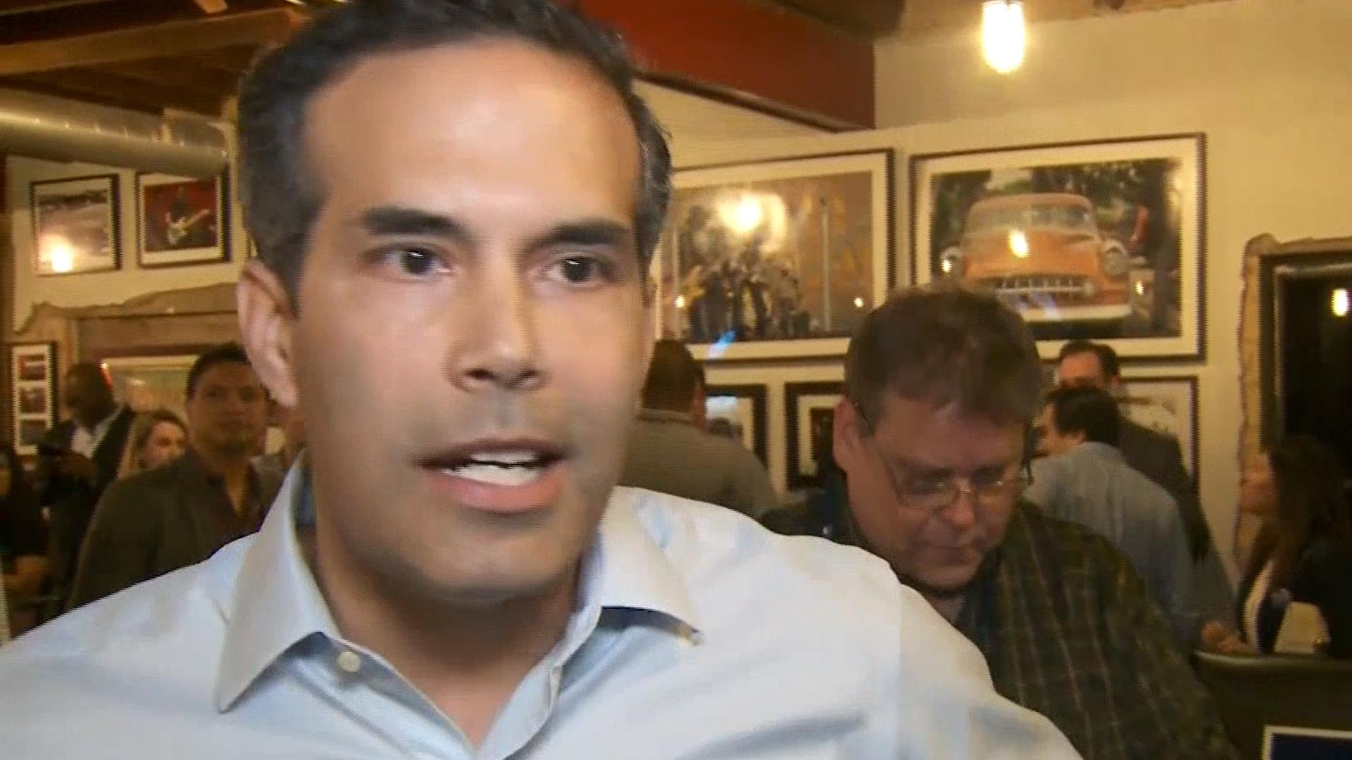 George P. Bush wins Republican primary race for Texas land commissioner
