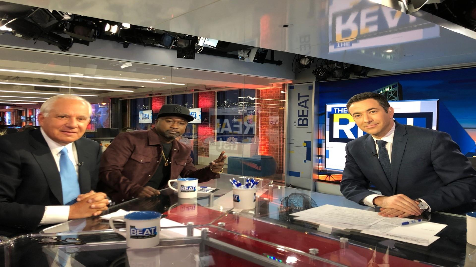NYC vs. NJ: Rapper Havoc and Sen. Torricelli debate hometown music