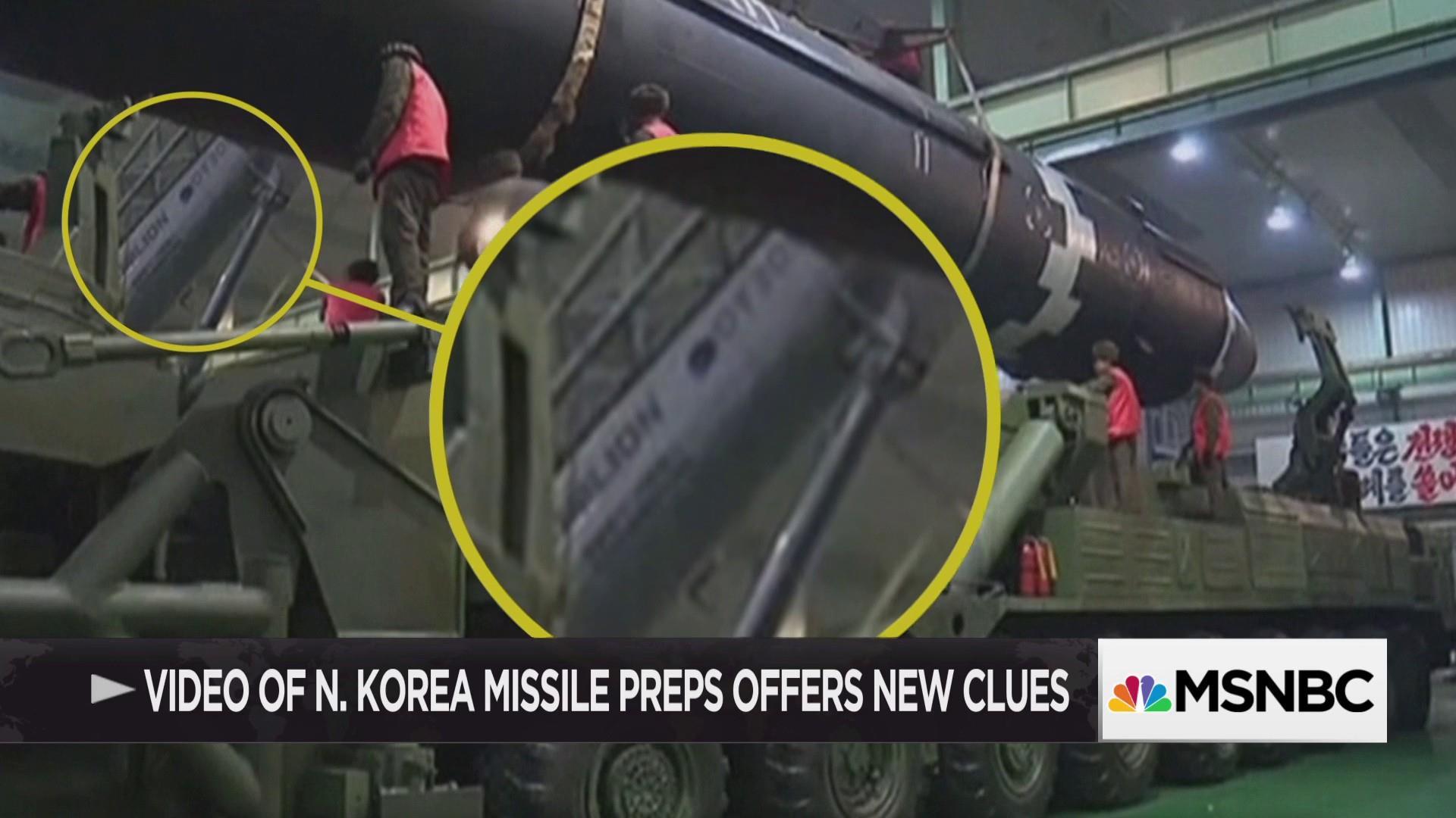 US academics track North Korea nuclear progress with public data