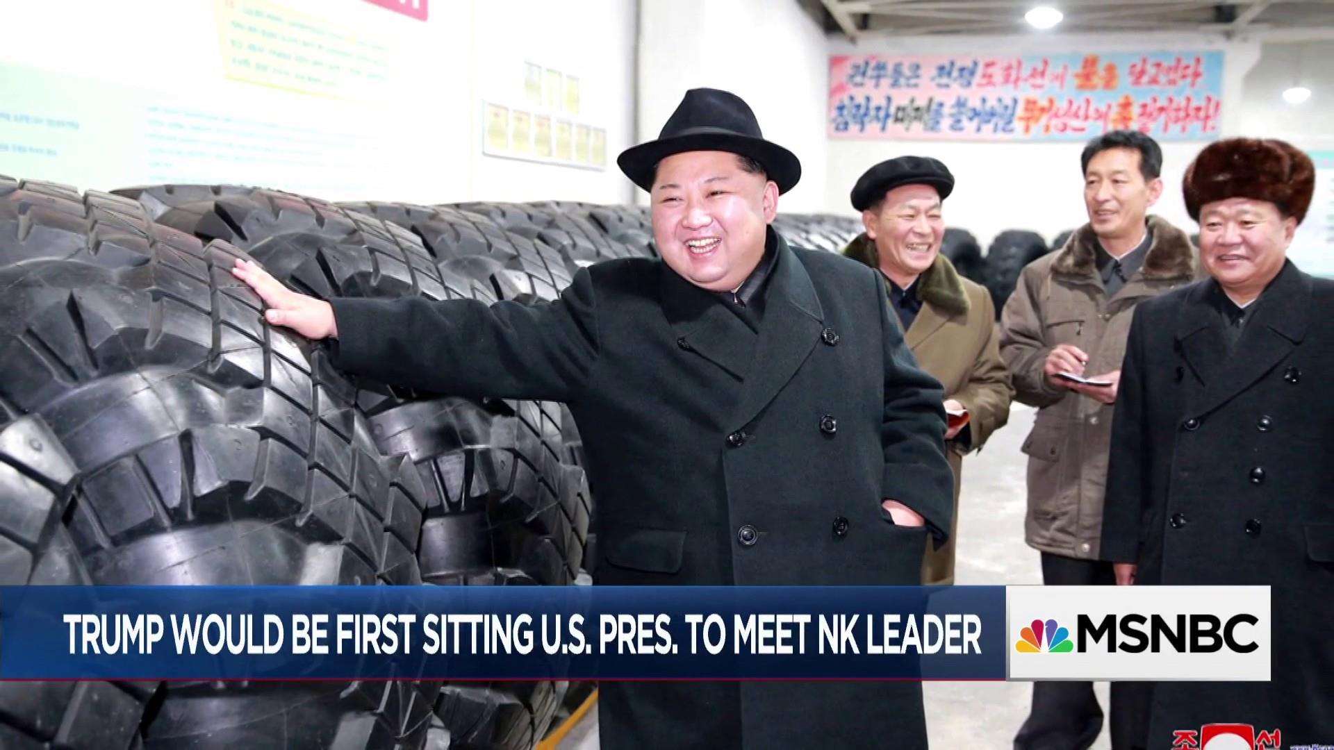 WH sends mixed messages on Trump, Kim Jong-Un meeting