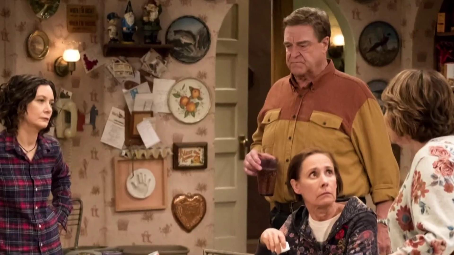 Image result for roseanne reboot