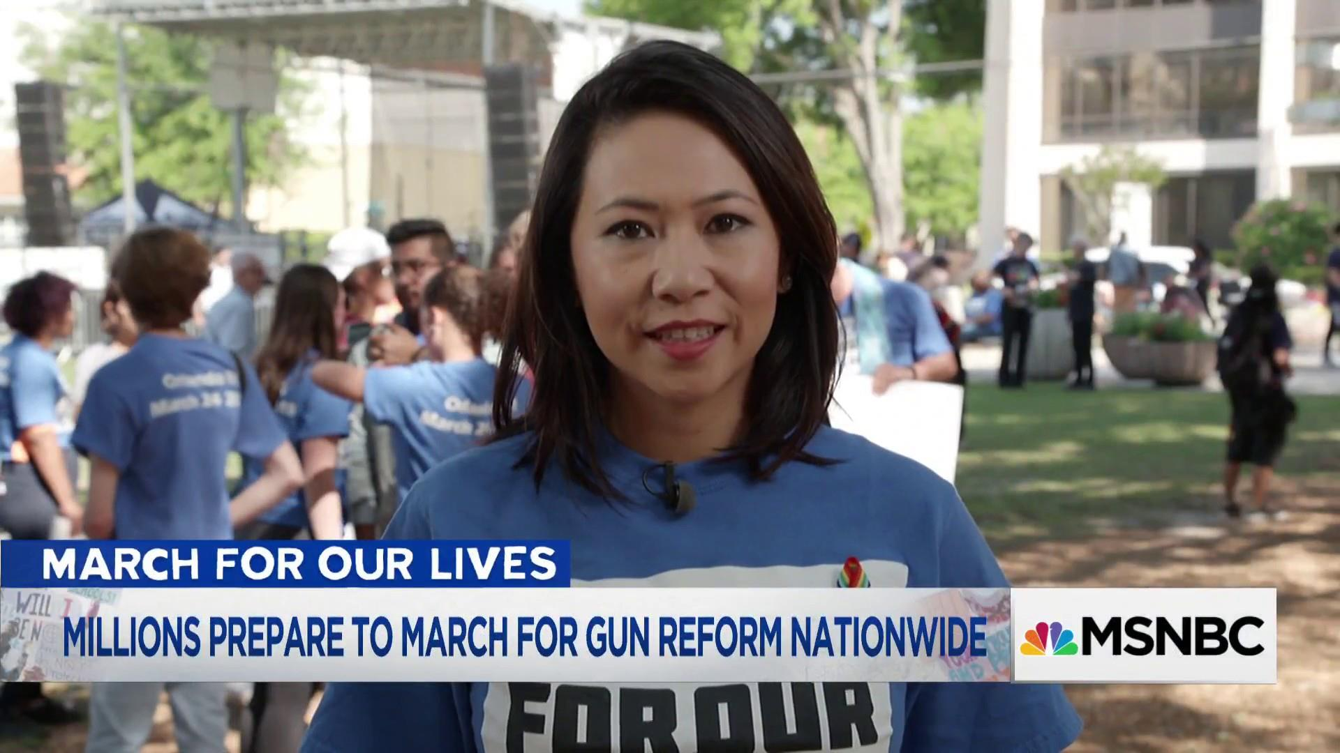 Rep. Murphy on the importance of 'citizens raising their voices' on guns