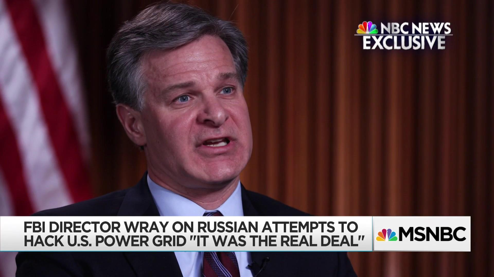 No mention of Russia hacks of US power plants in Trump Putin chat