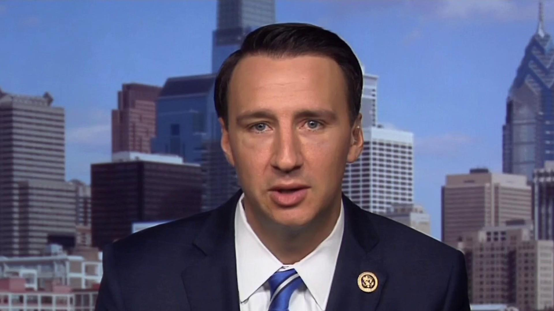Rep. Costello on defending the President: 'it gets tiring'