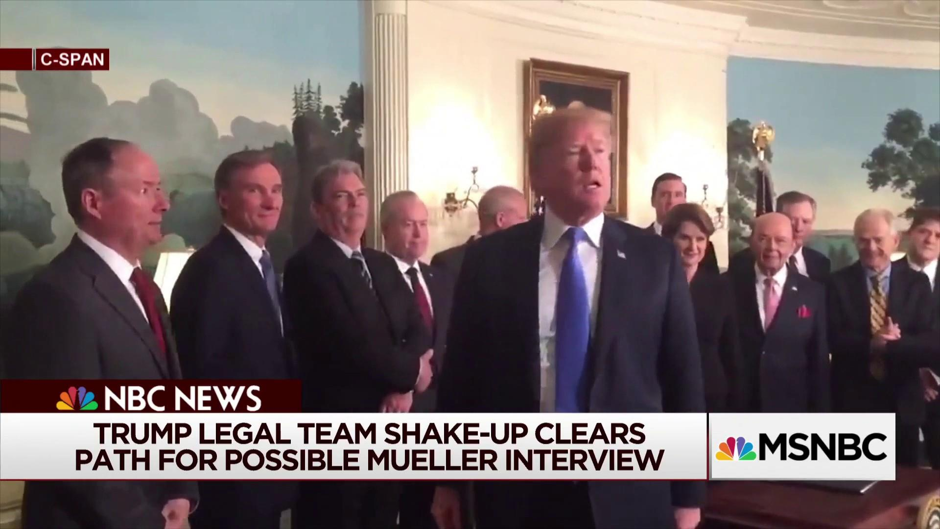 Mika: Is Mueller the next one to go?