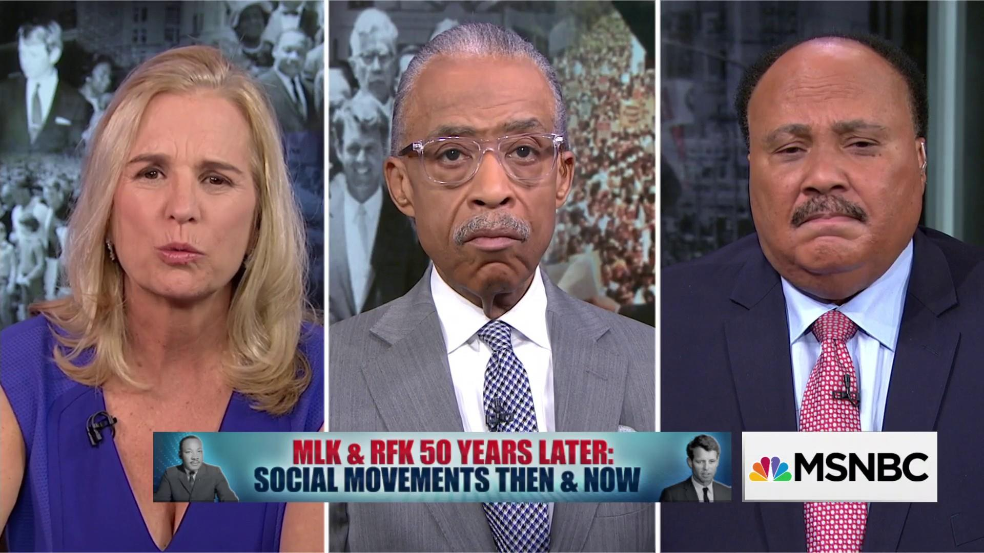 MLK & RFK: 50 Years Later
