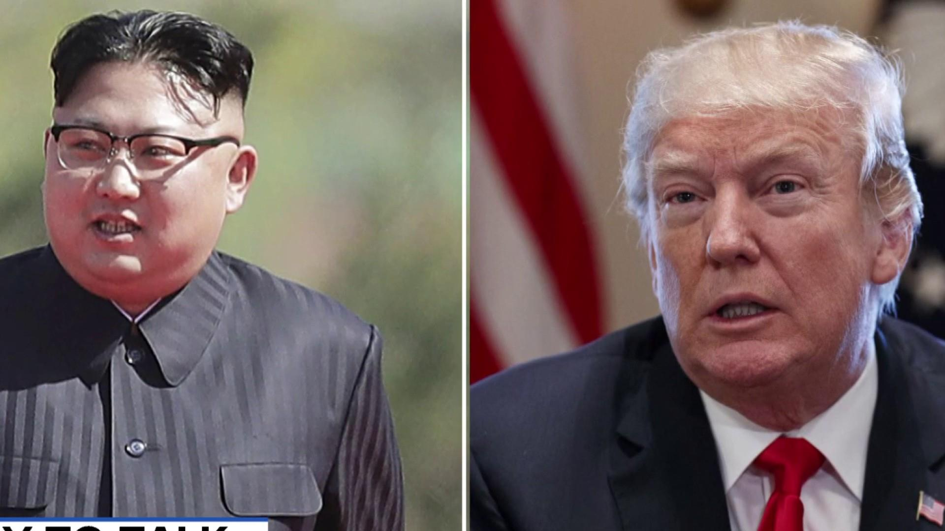 Will Trump Sitting Down With 'Rocket Man' Ease Tensions?