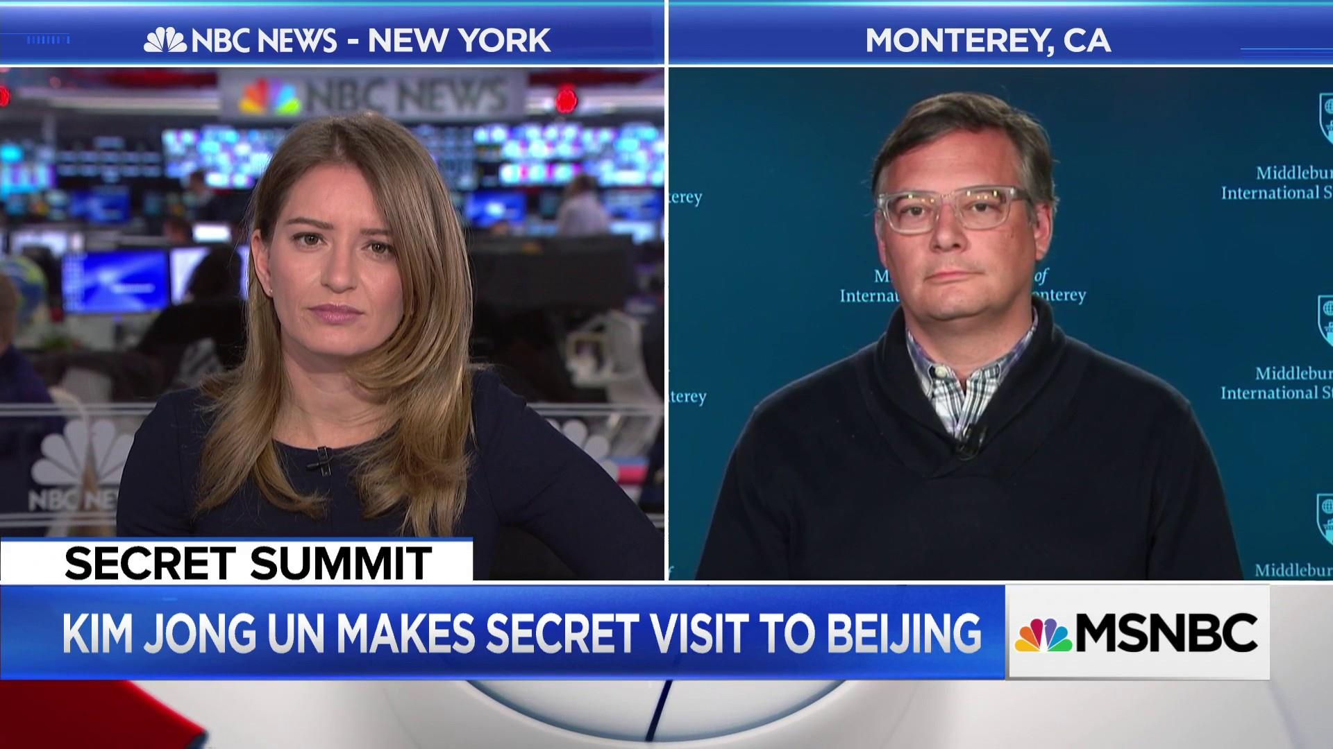 NK Scholar: China and North Korea much closer than in the past