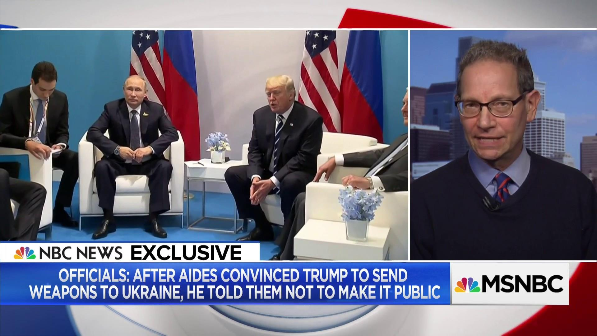 U.S. Russia tensions flare