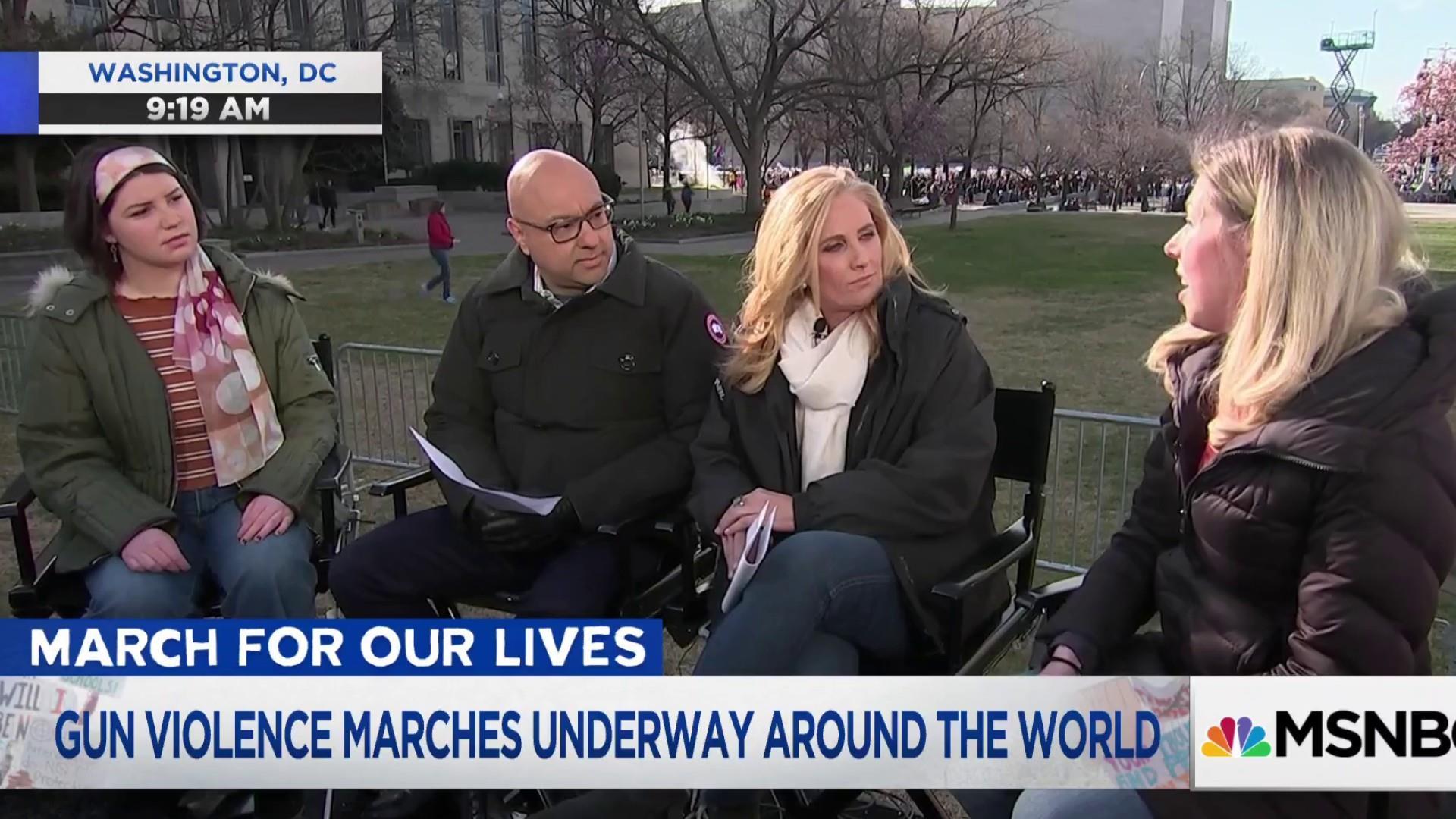 Columbine survivor: 'We were told this would never happen again'