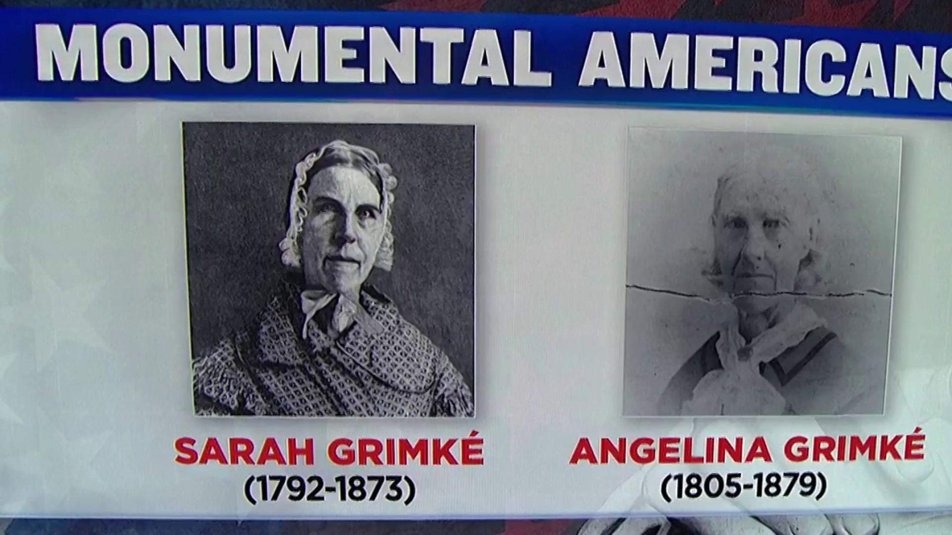 Highlighting the Grimke sisters: Abolitionists and women's rights advocates
